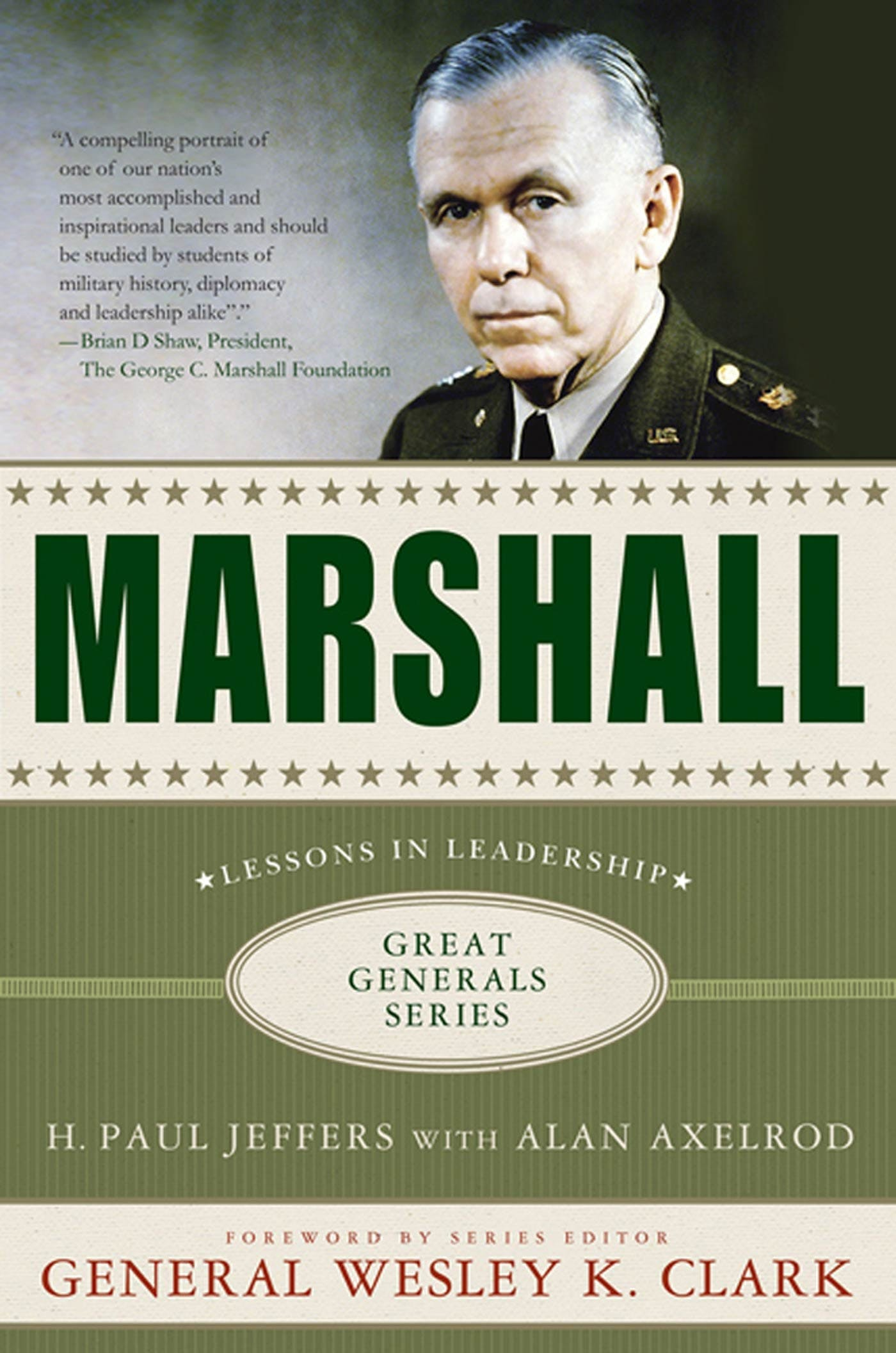 Image of Marshall: Lessons in Leadership
