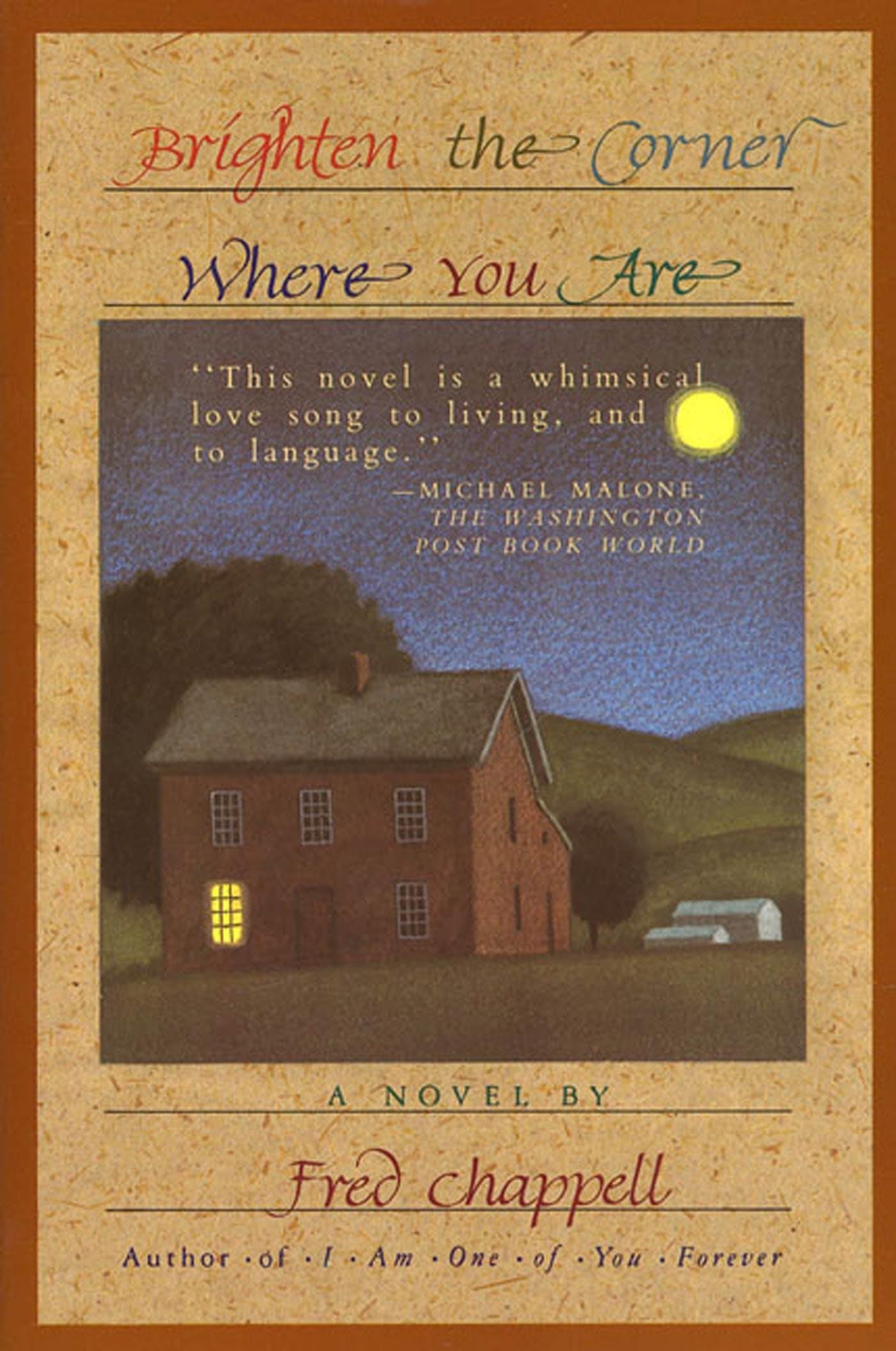 Image of Brighten the Corner Where You Are