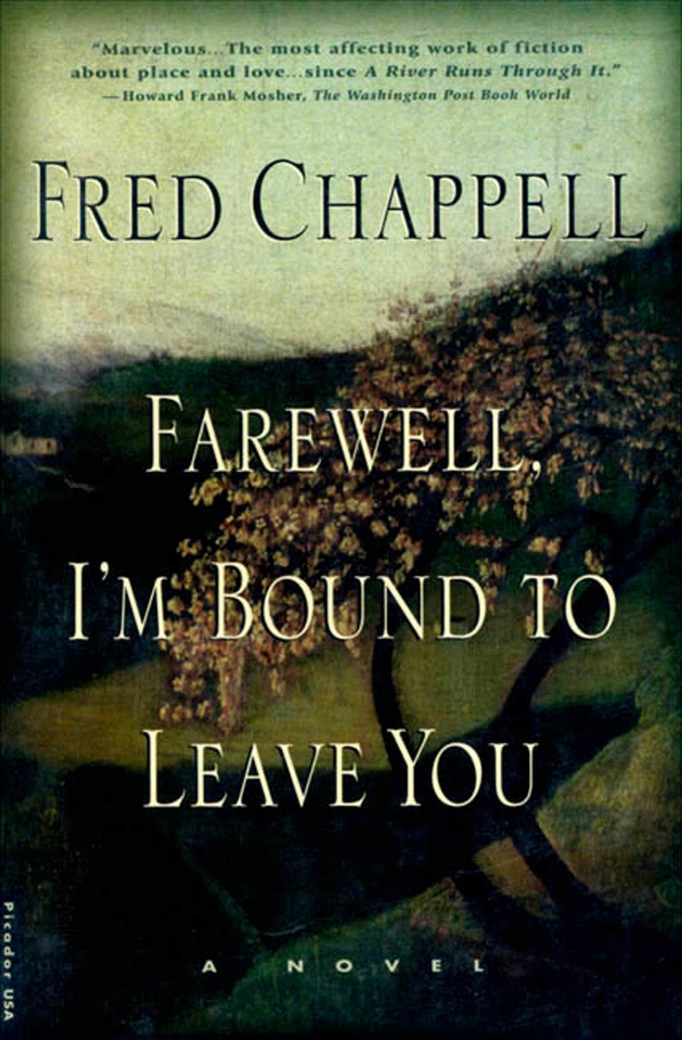 Image of Farewell, I'm Bound to Leave You