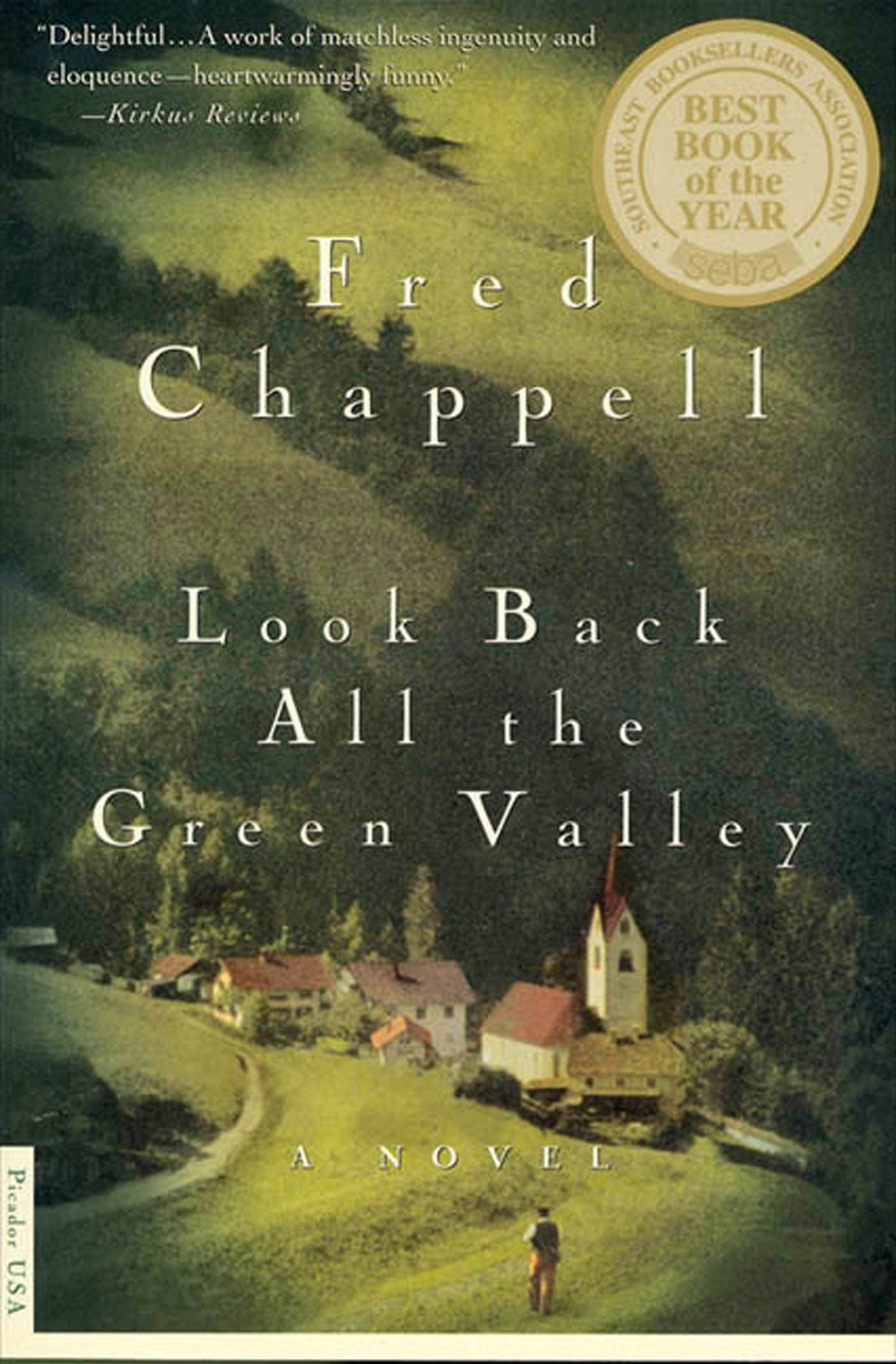Image of Look Back All the Green Valley