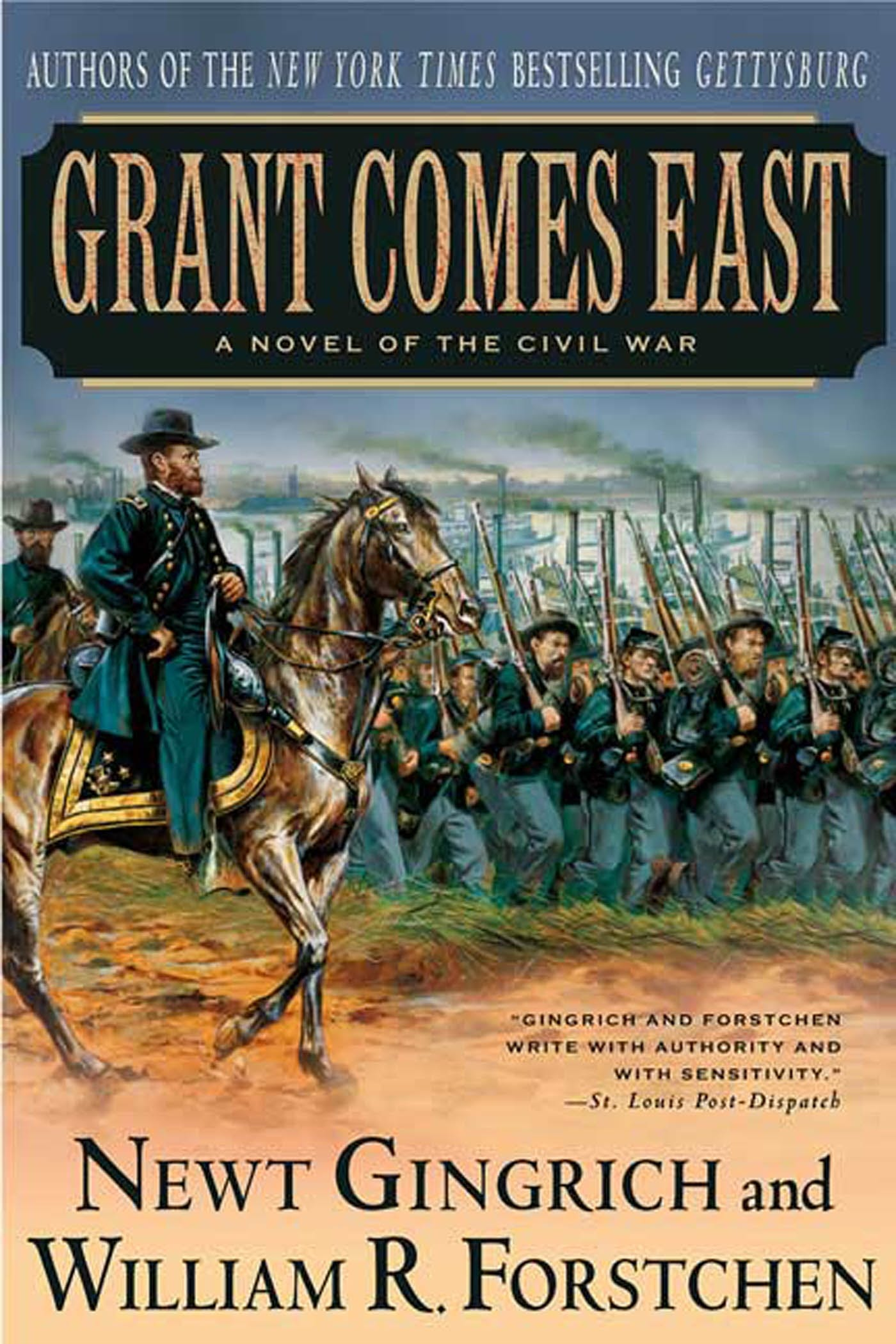 Image of Grant Comes East