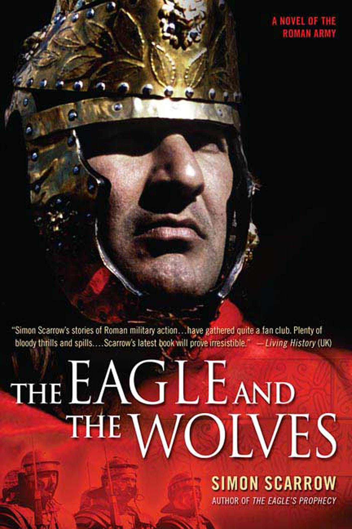 Image of The Eagle and the Wolves