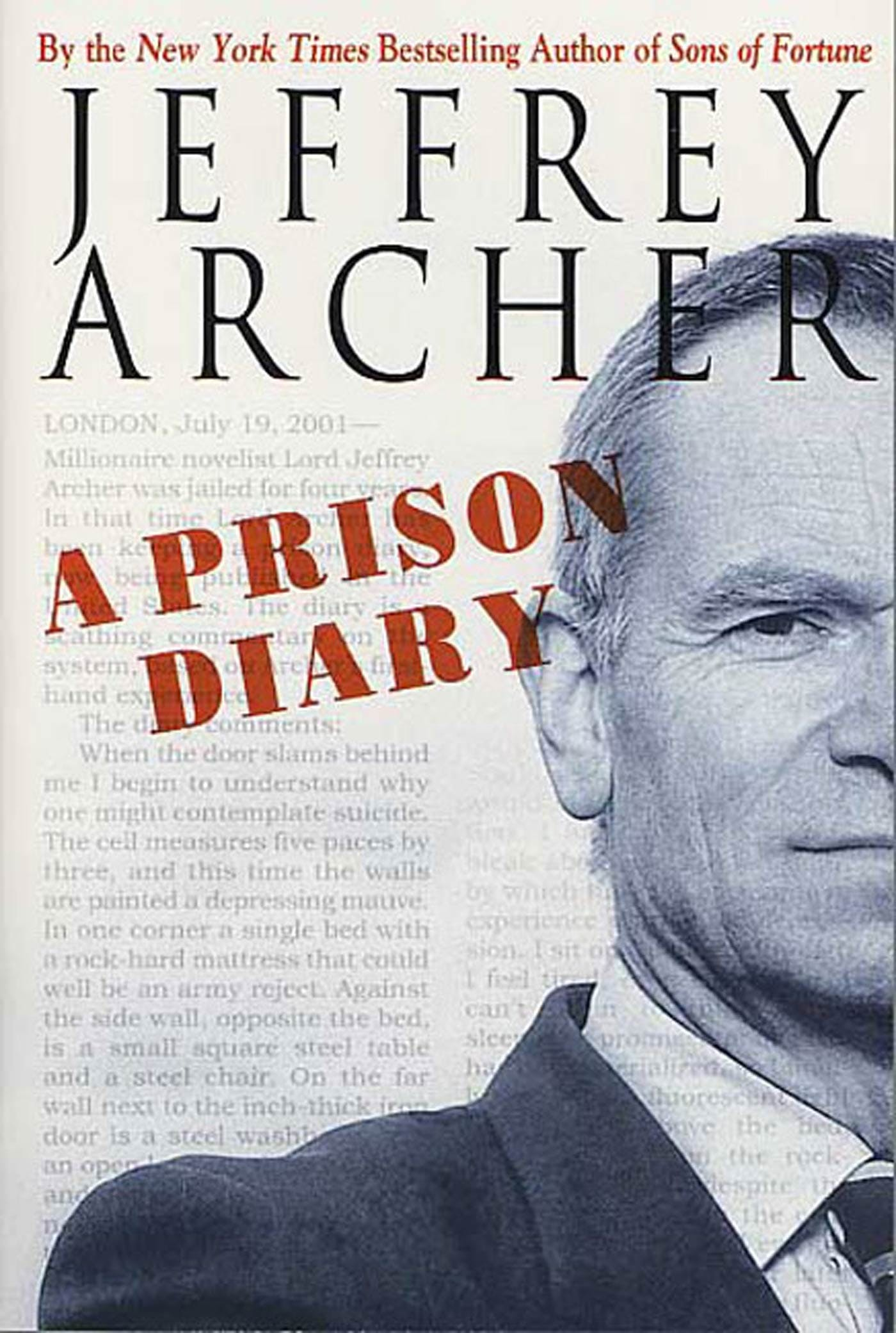 Image of A Prison Diary