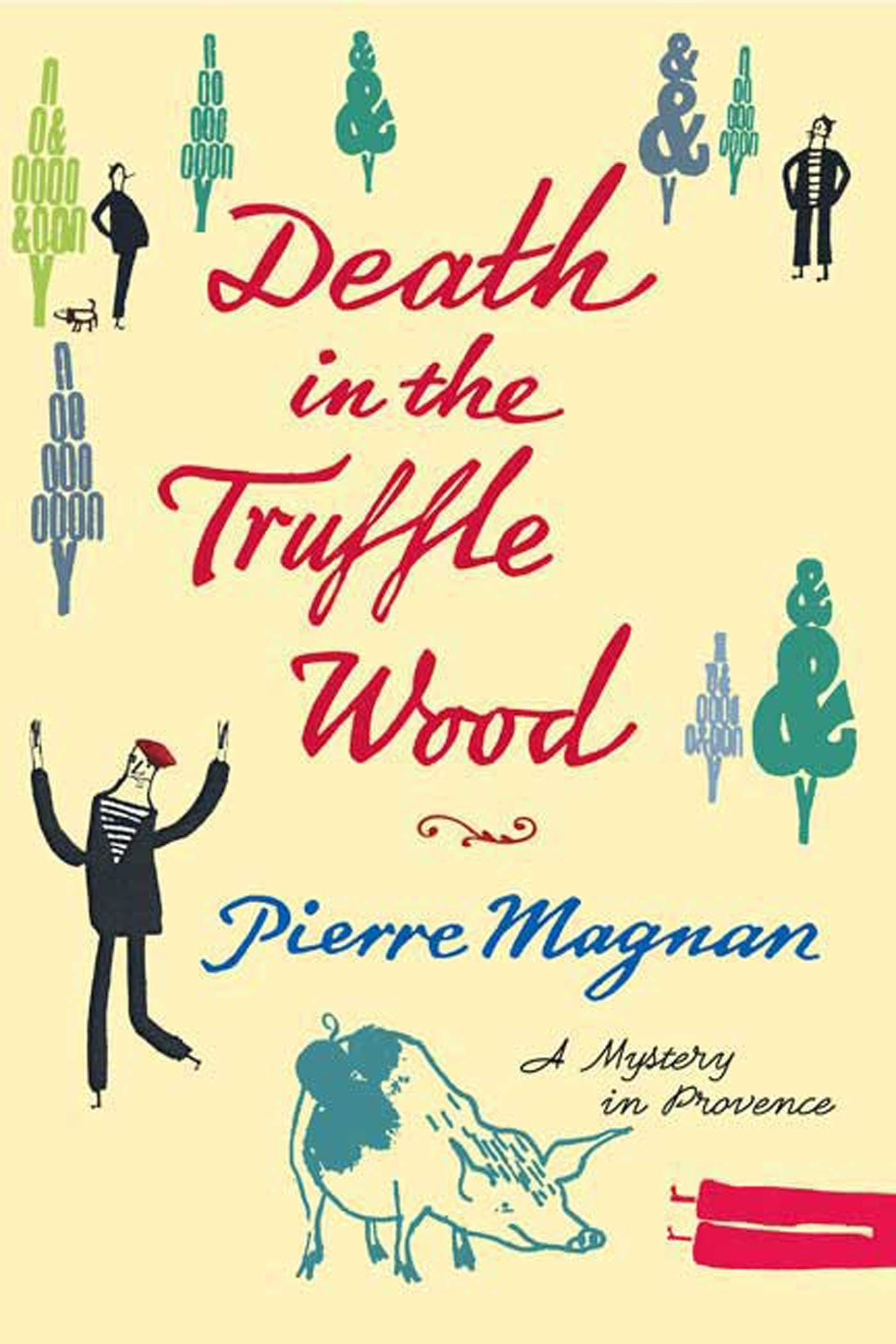 Image of Death in the Truffle Wood