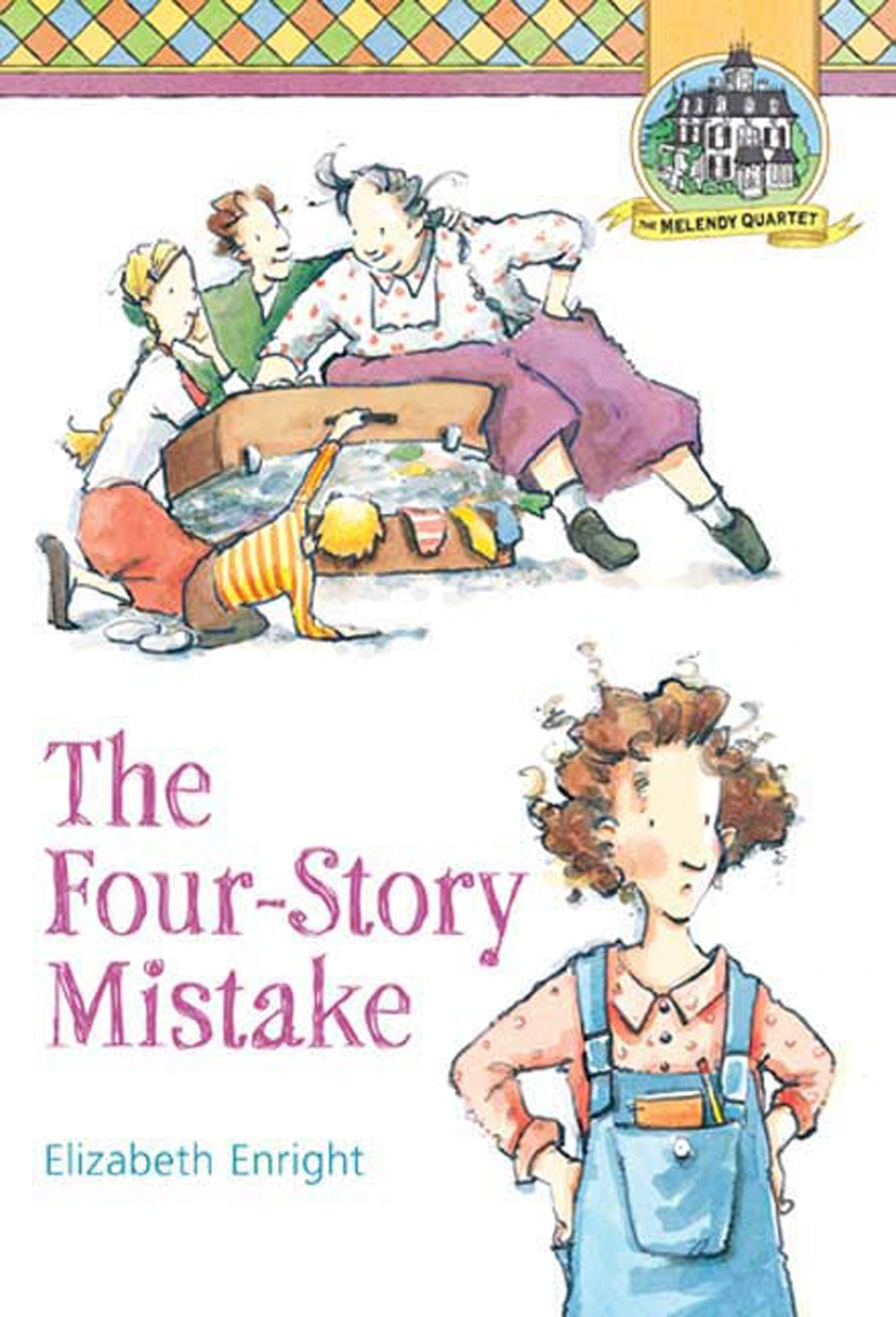 Image of The Four-Story Mistake