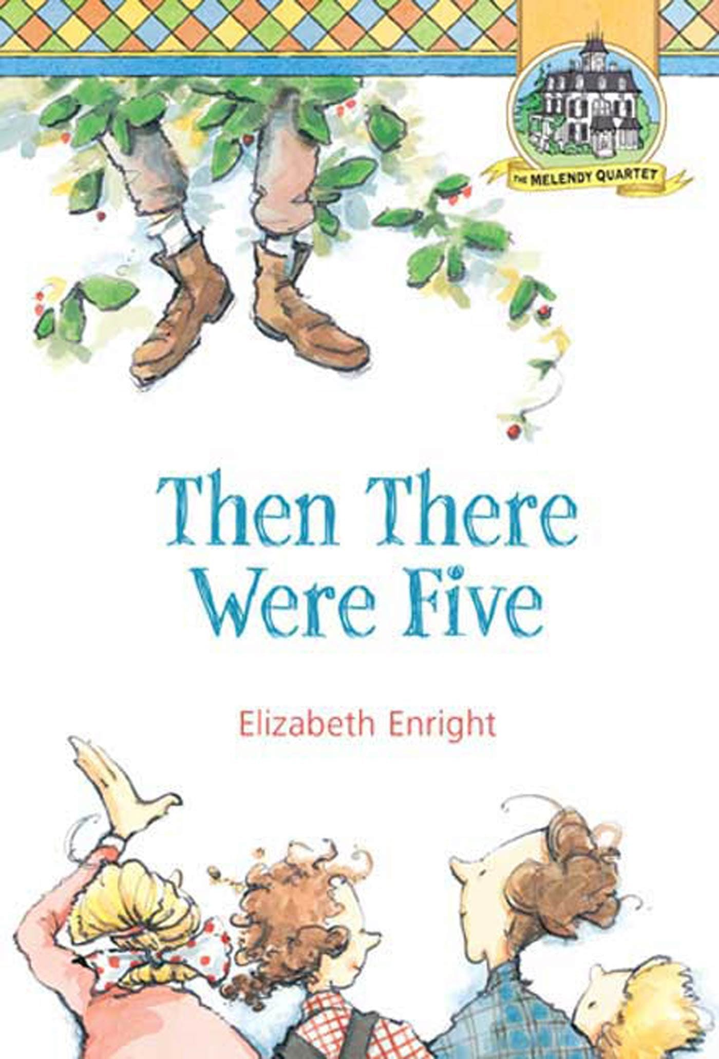 Image of Then There Were Five