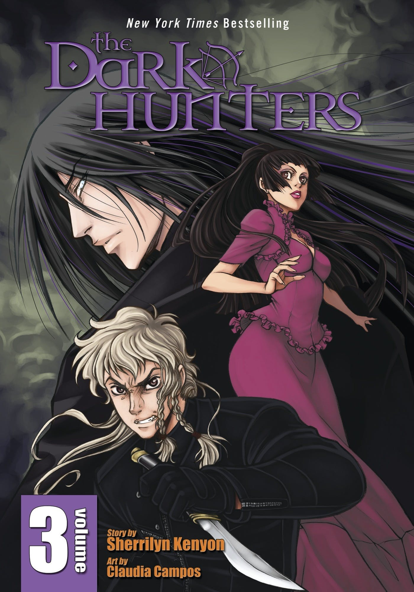Image of The Dark-Hunters, Vol. 3