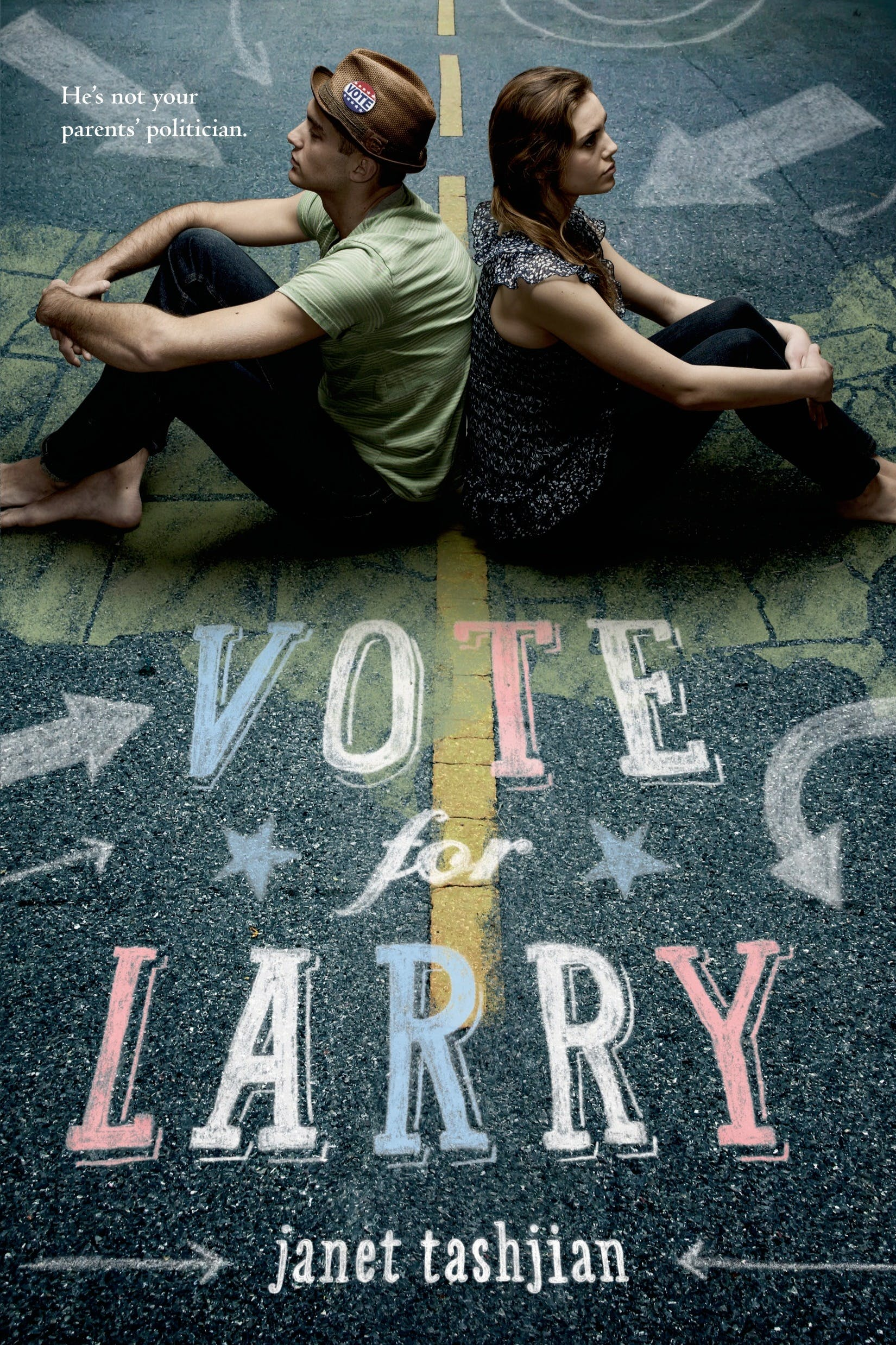 Image of Vote for Larry
