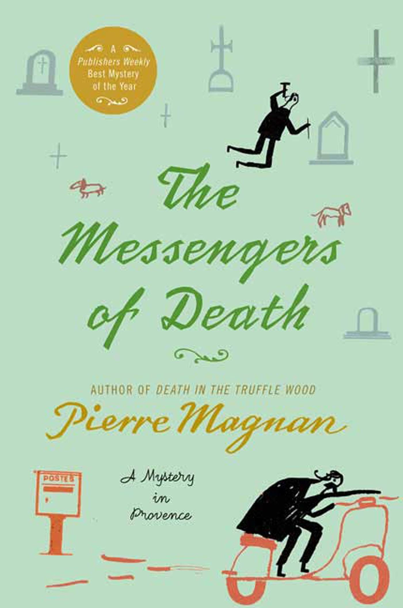 Image of The Messengers of Death