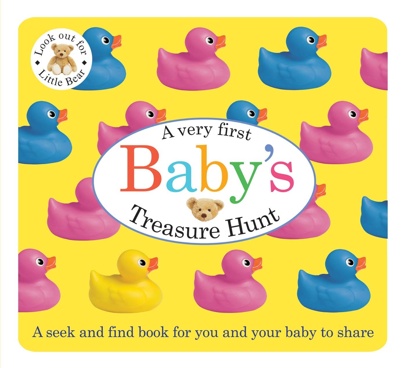 Image of Baby's First Treasure Hunt