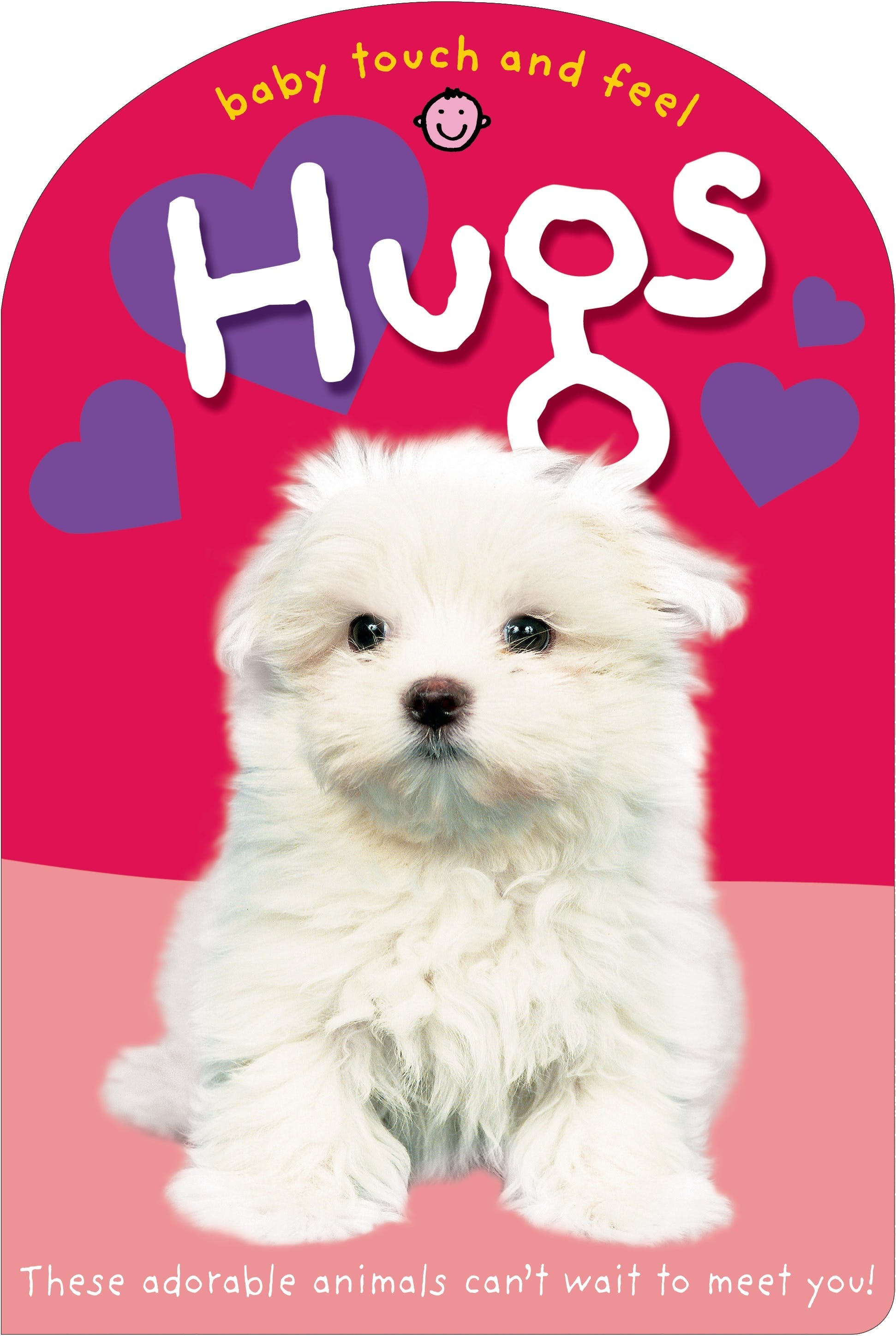 Image of Baby Touch and Feel: Hugs