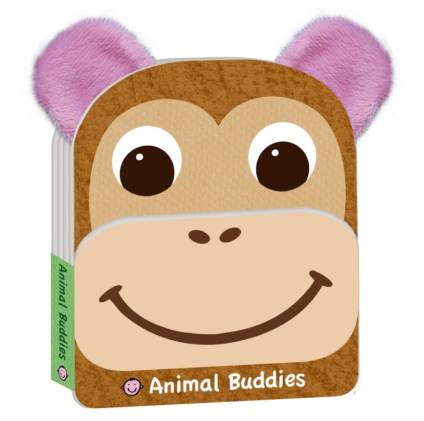 Image of Animal Buddies: Monkey