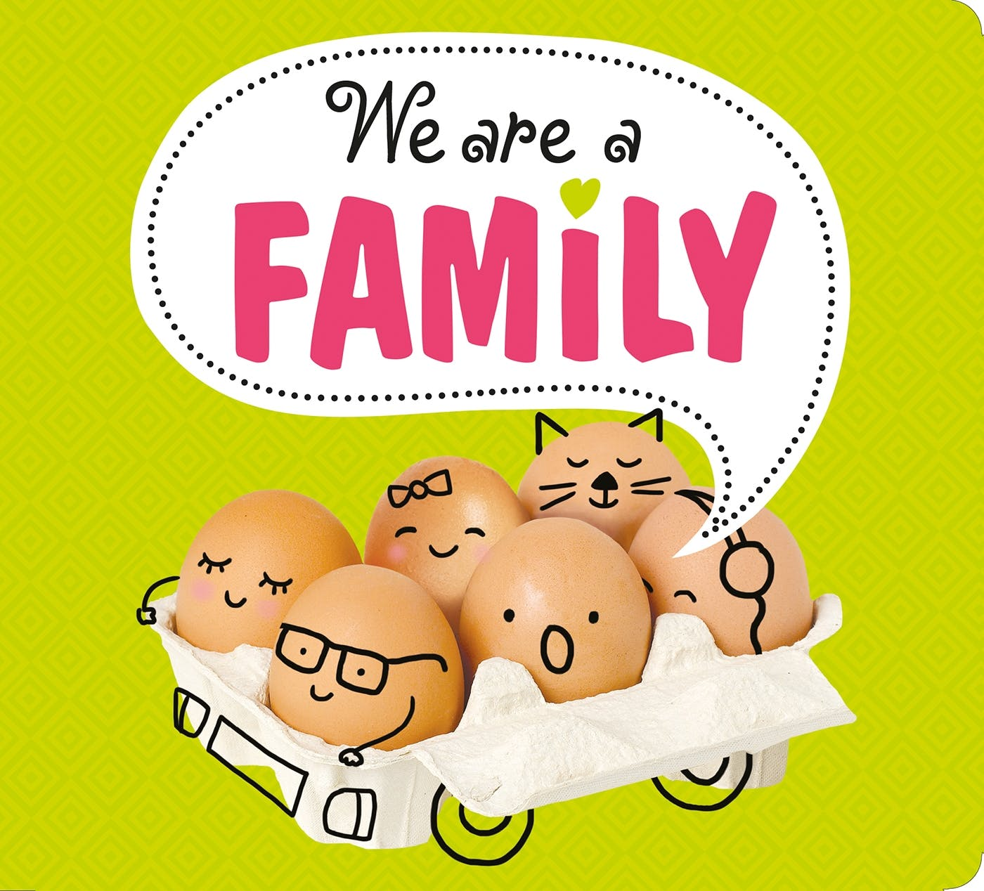 Image of We Are A Family (Small Format)
