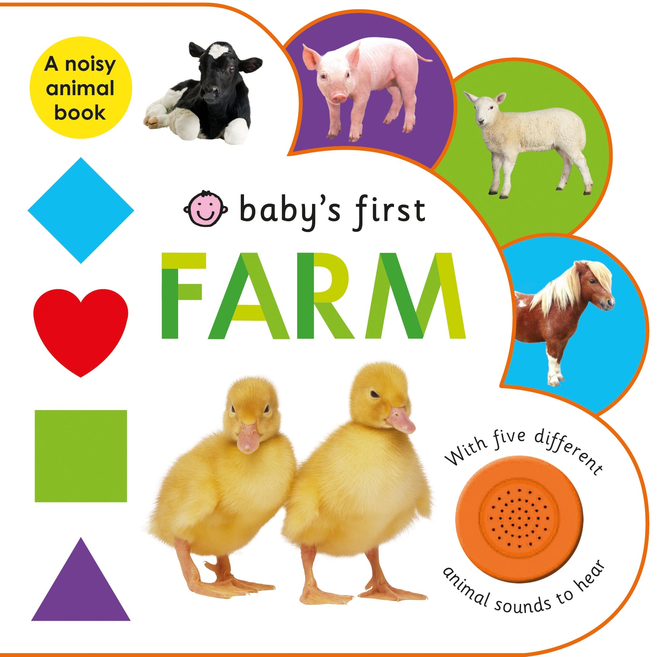 Image of Baby's First Sound Book: Farm