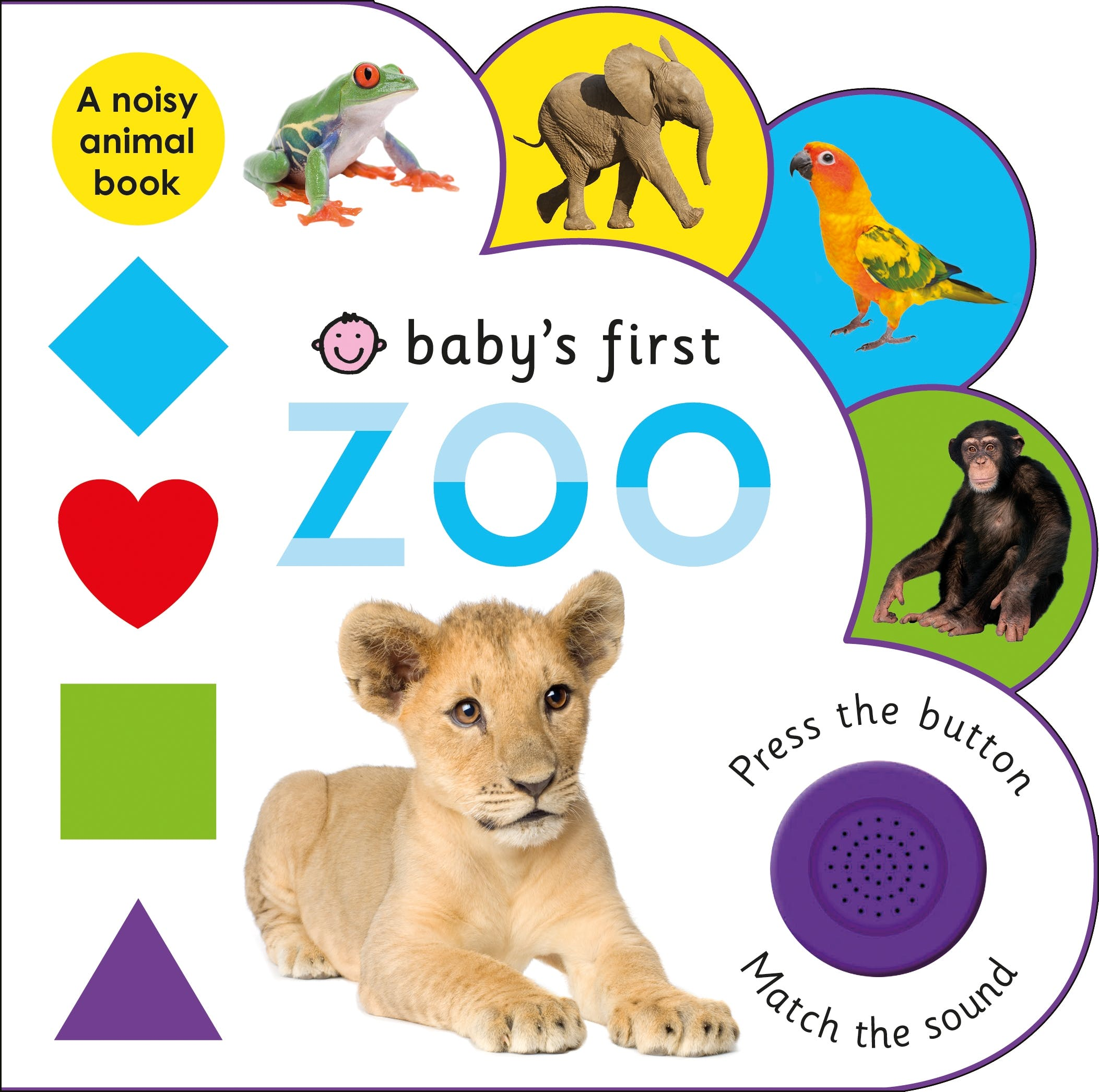 Image of Baby's First Sound Book: Zoo