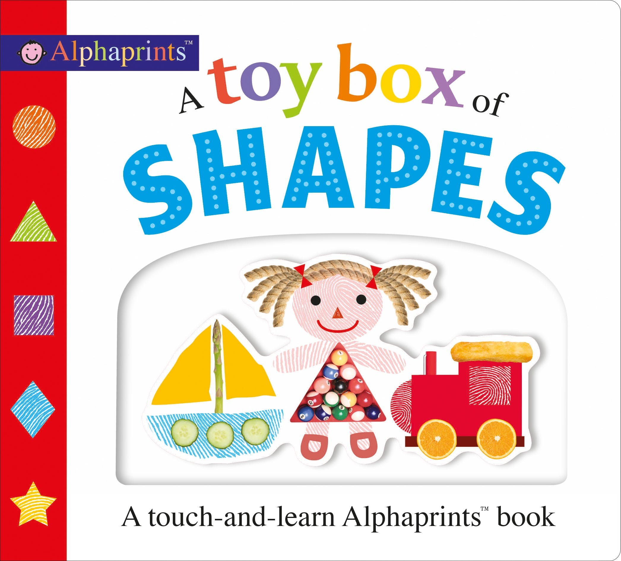 Image of Picture Fit Board Books: A Toy Box of Shapes