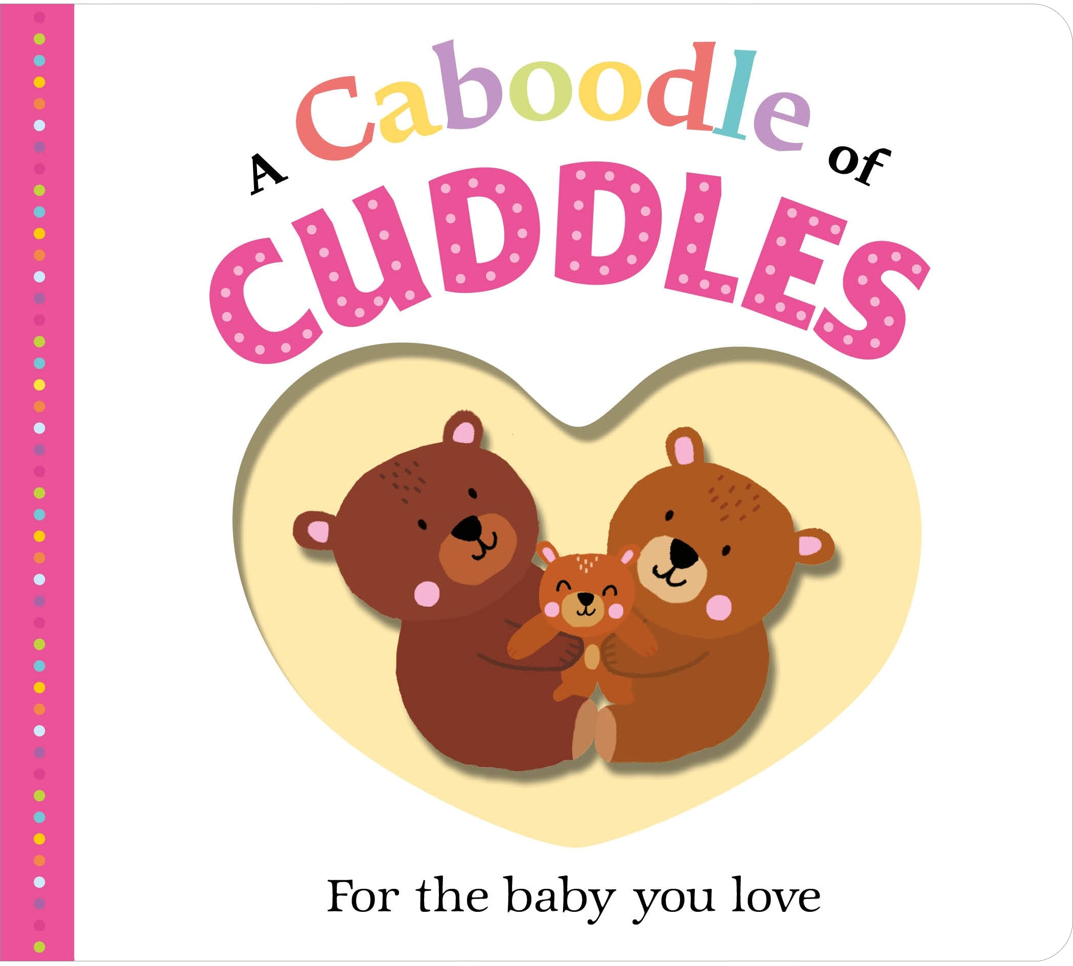 Image of Picture Fit Board Books: A Caboodle of Cuddles