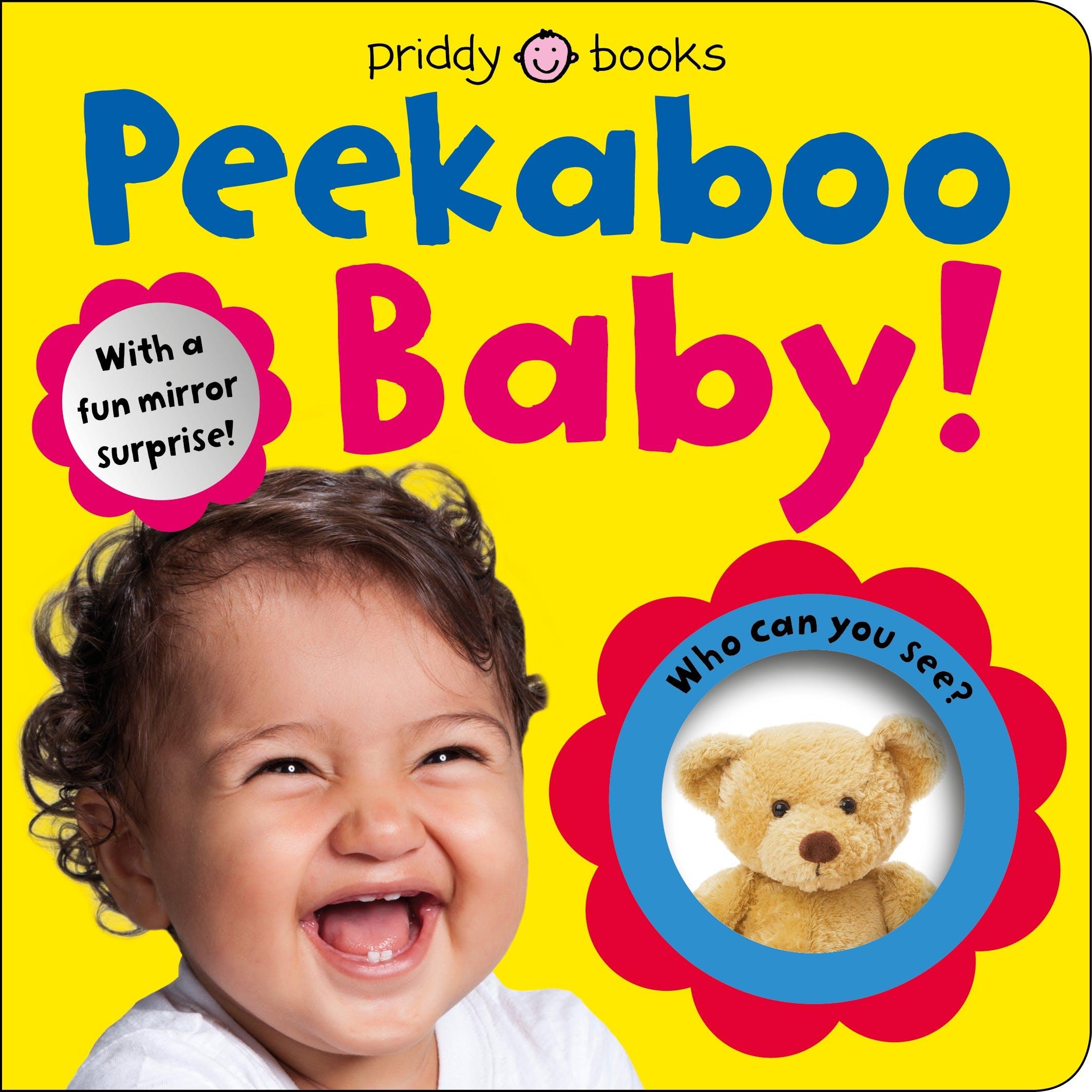 Image of Baby Can Do: Peekaboo Baby