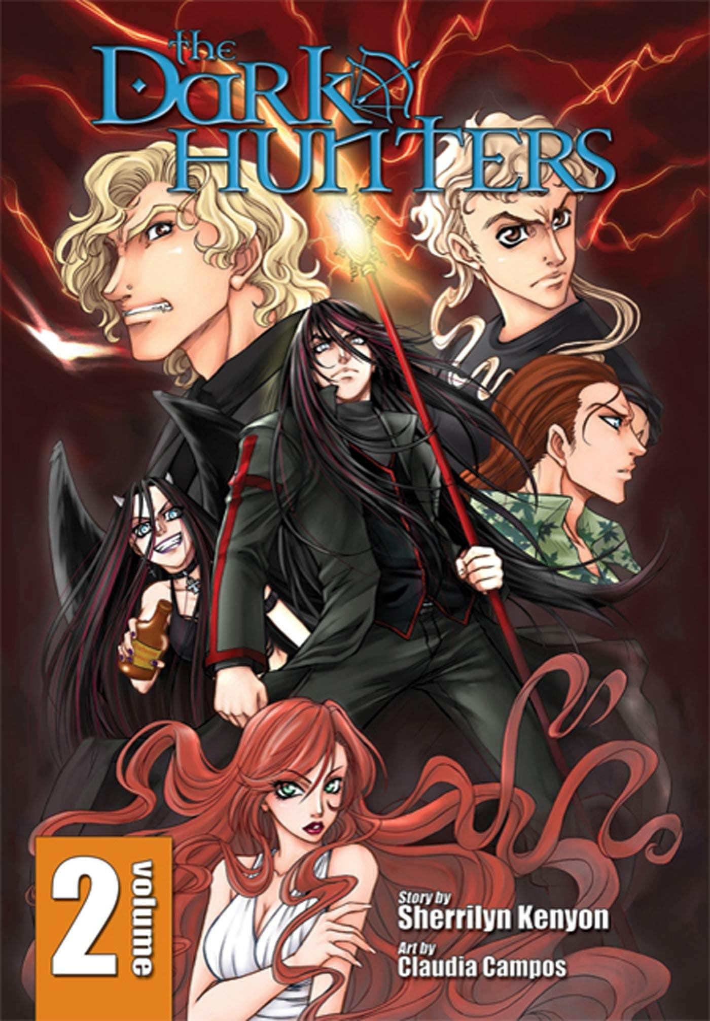 Image of The Dark-Hunters, Vol. 2