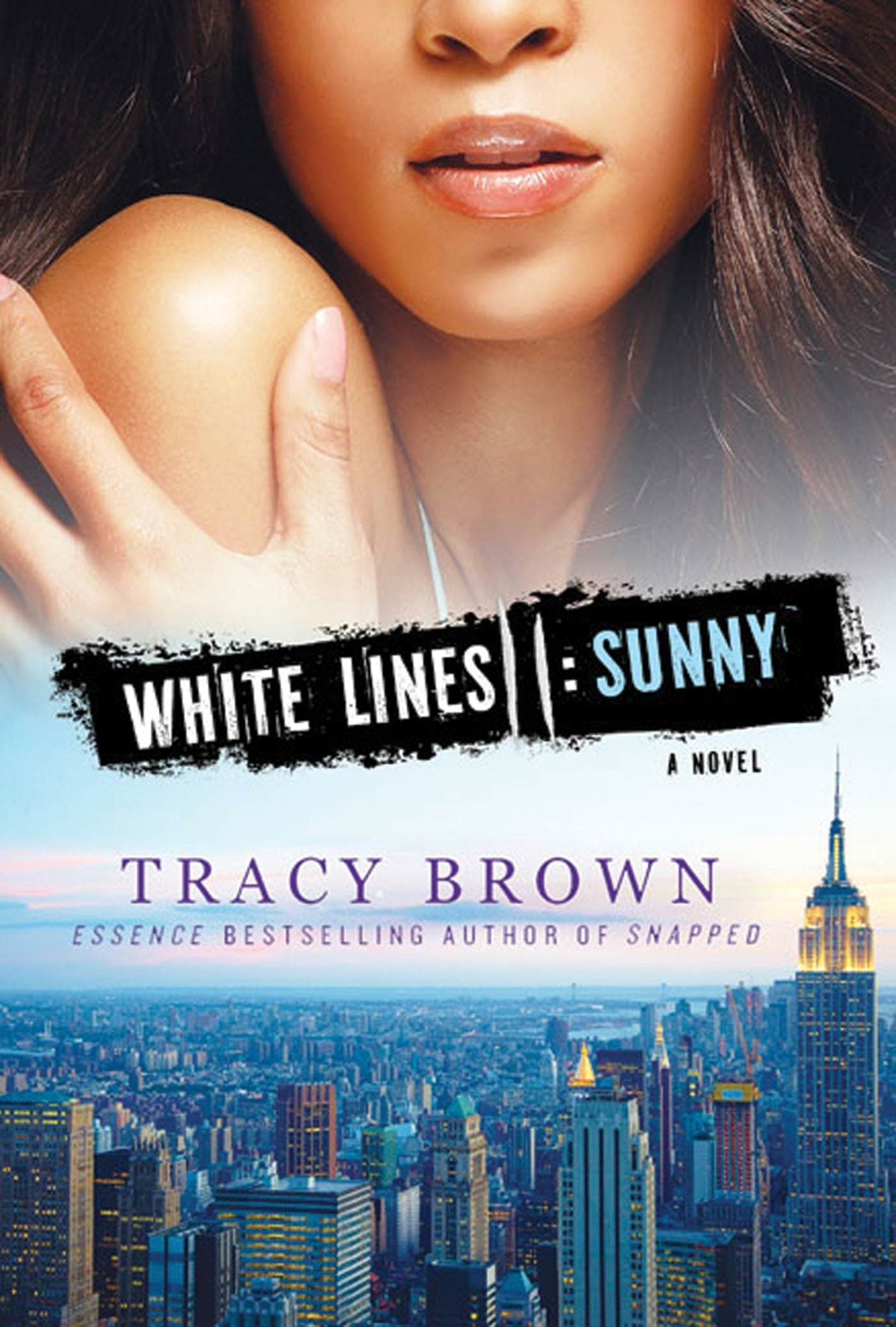 Image of White Lines II: Sunny