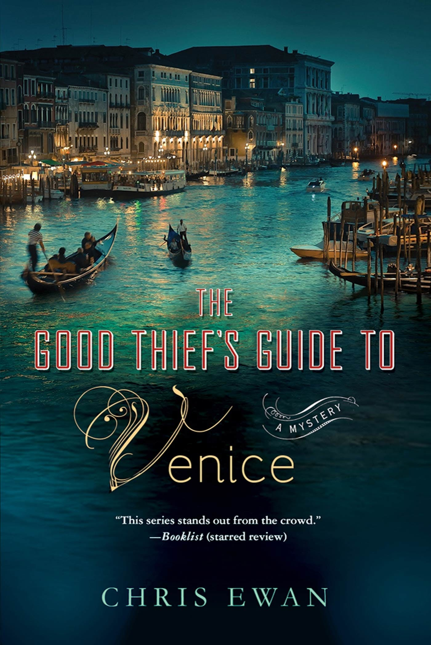 Image of The Good Thief's Guide to Venice