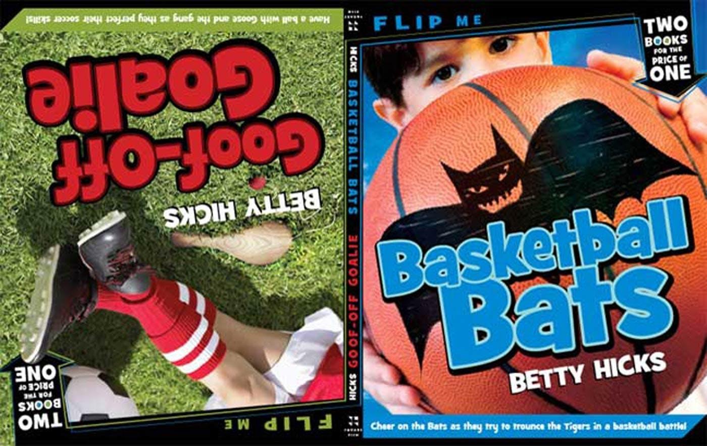 Image of Basketball Bats / Goof-Off Goalie