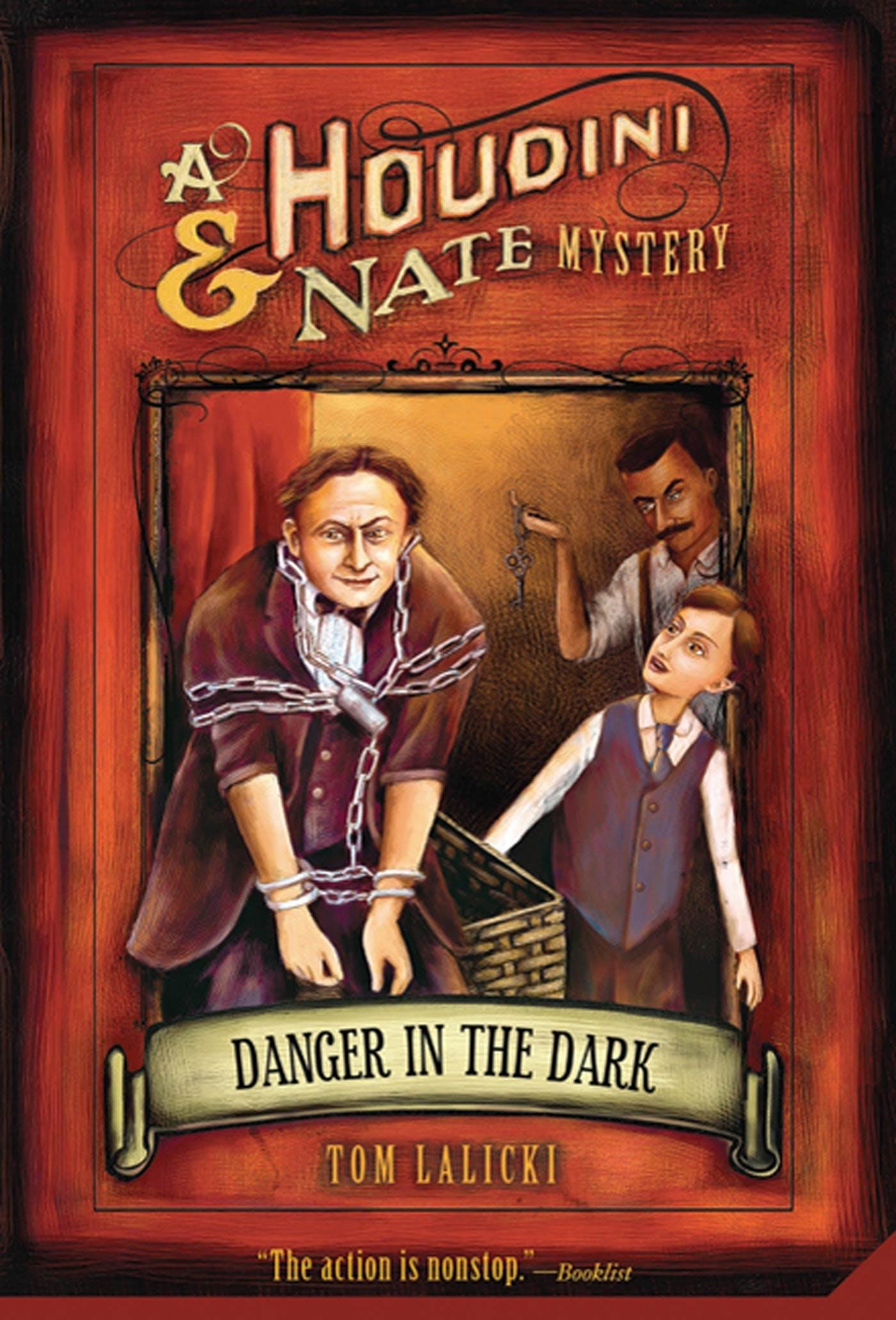 Image of Danger in the Dark