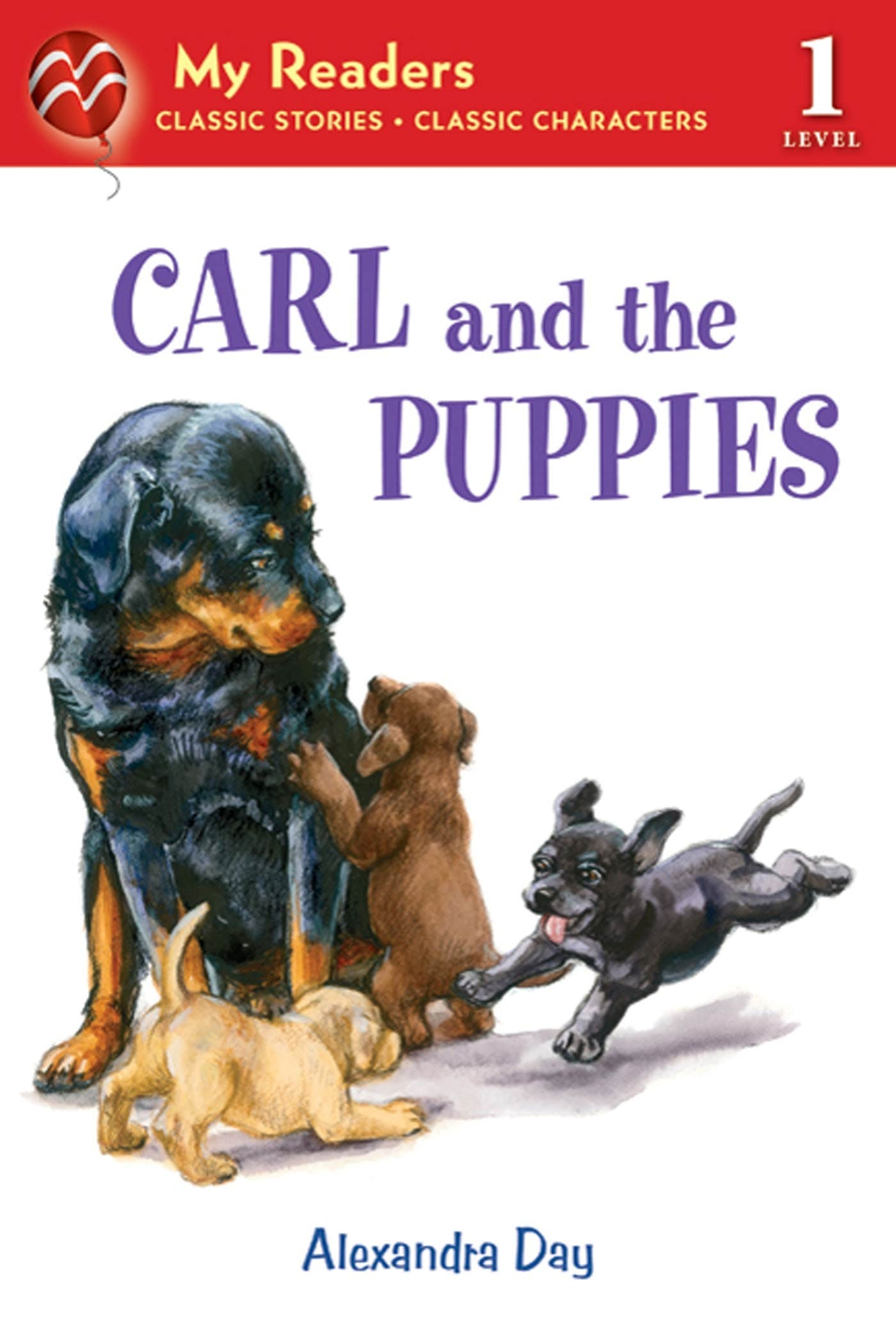 Image of Carl and the Puppies
