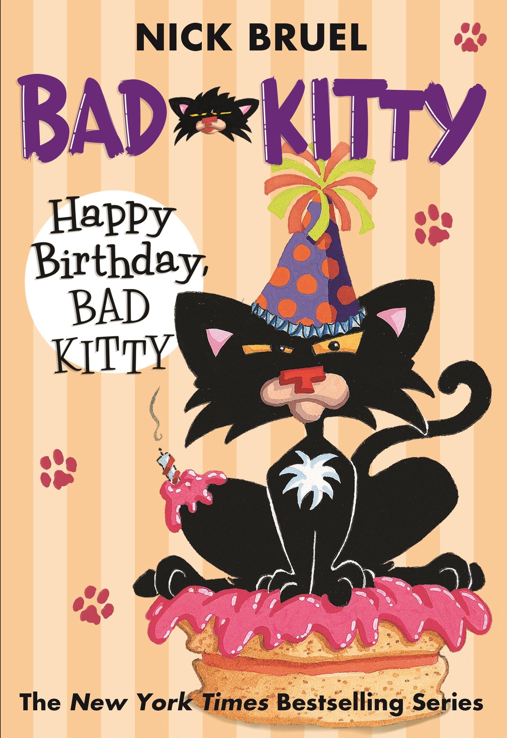 Image of Happy Birthday, Bad Kitty