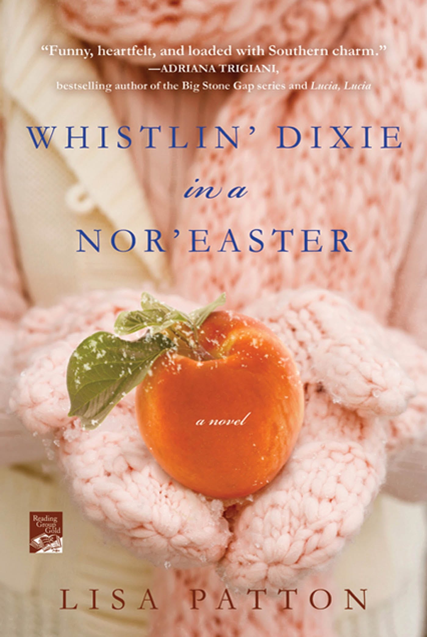 Image of Whistlin' Dixie in a Nor'easter