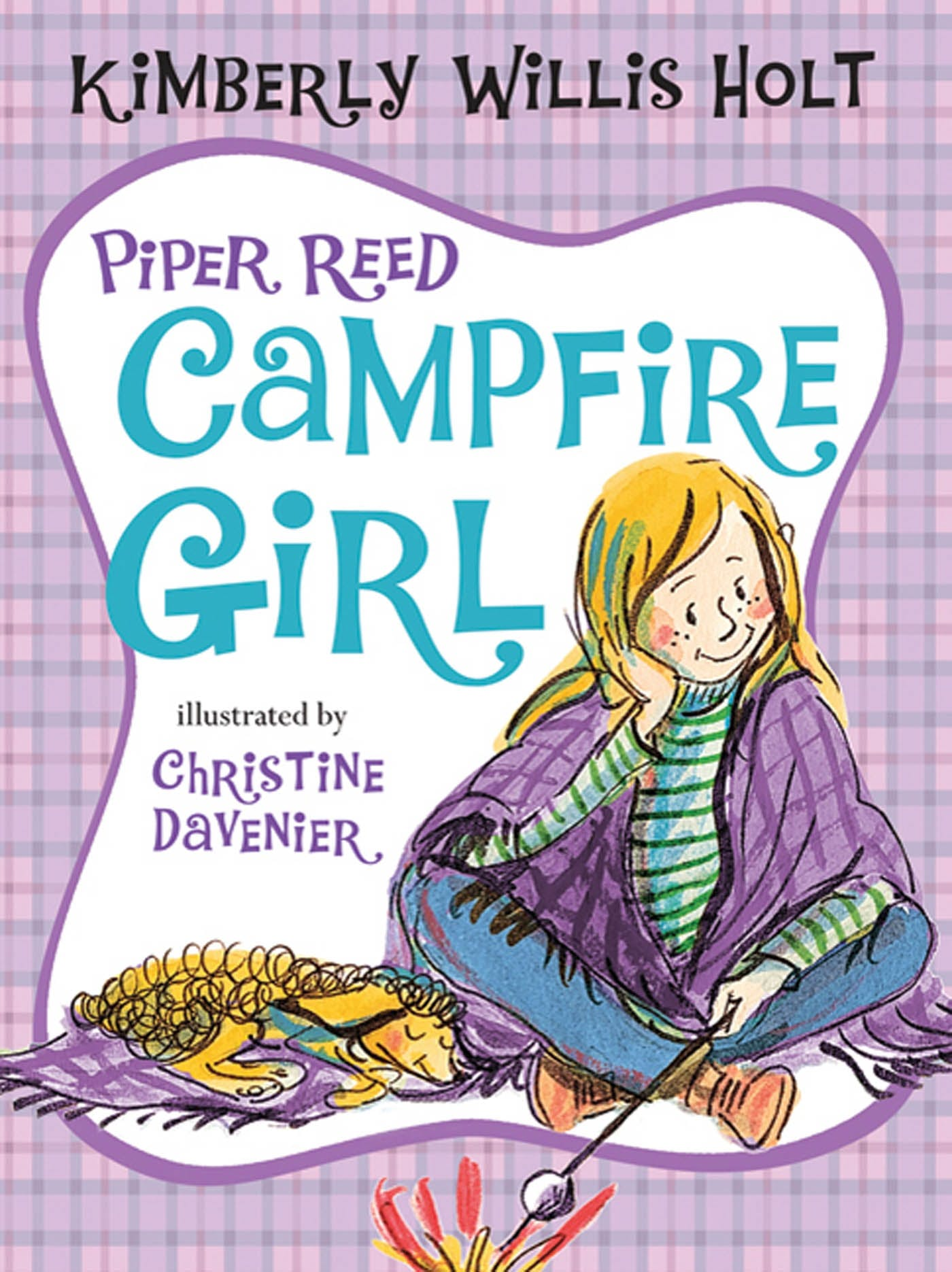 Image of Piper Reed, Campfire Girl