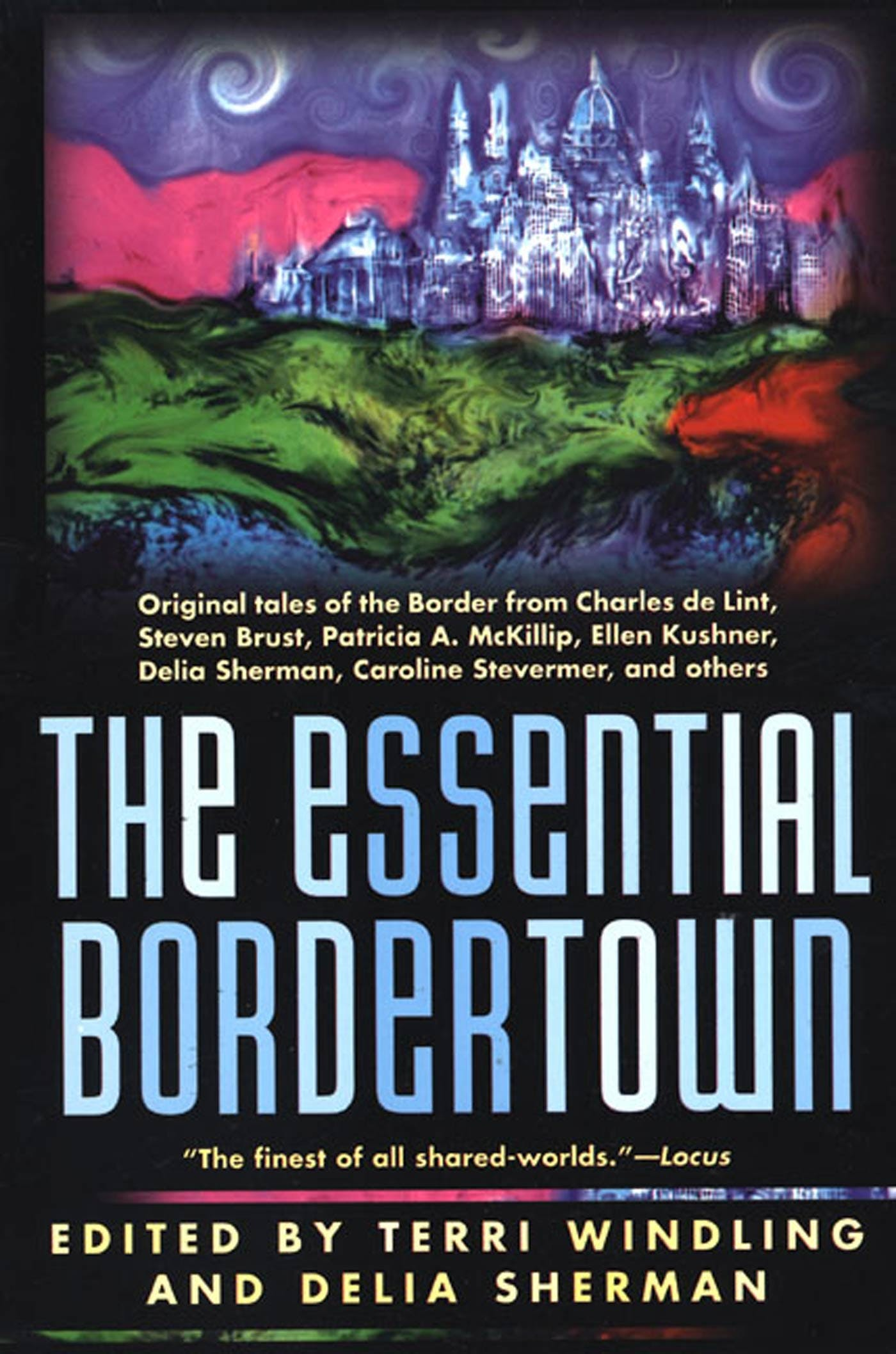Image of The Essential Bordertown