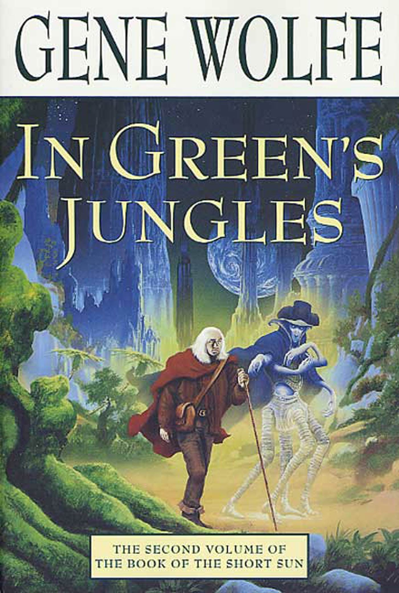 Image of In Green's Jungles