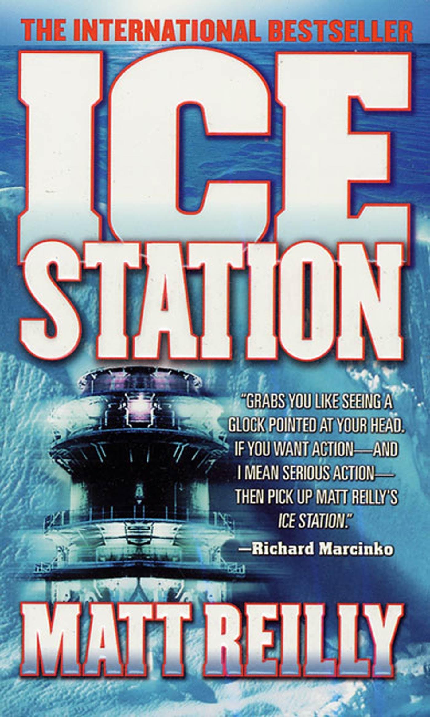 Image of Ice Station