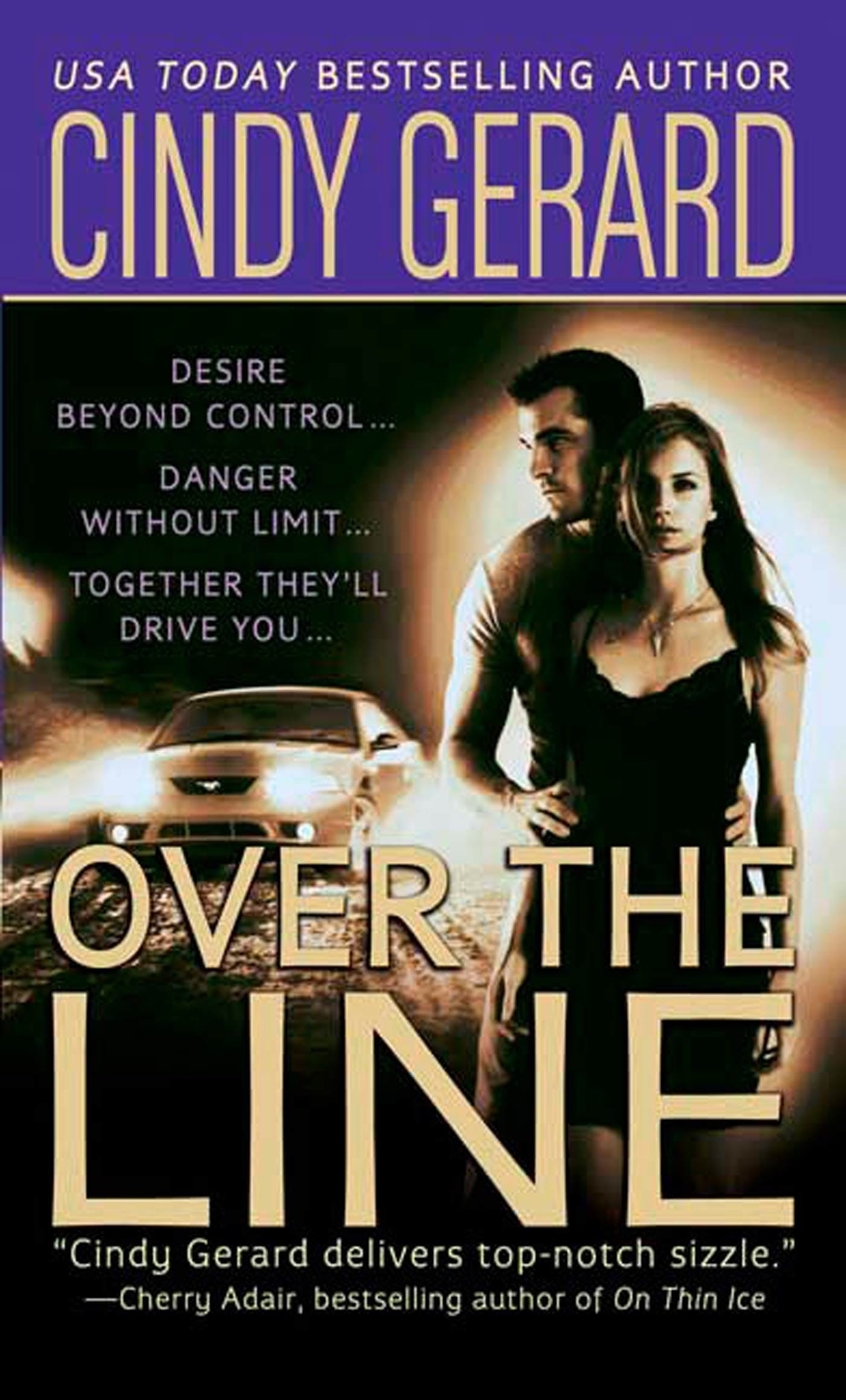 Image of Over the Line