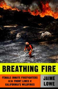 Breathing Fire book cover