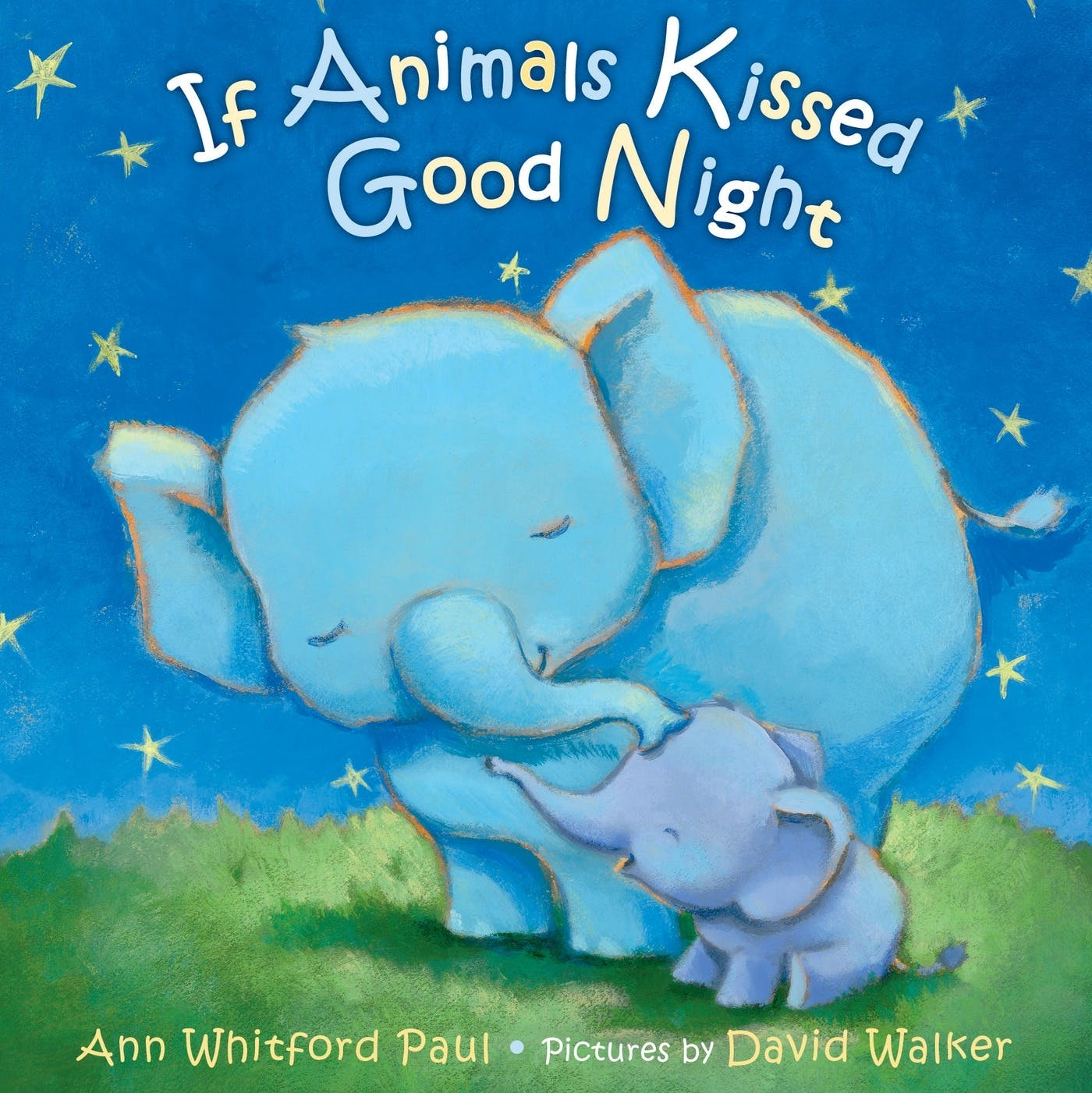 Image of If Animals Kissed Good Night