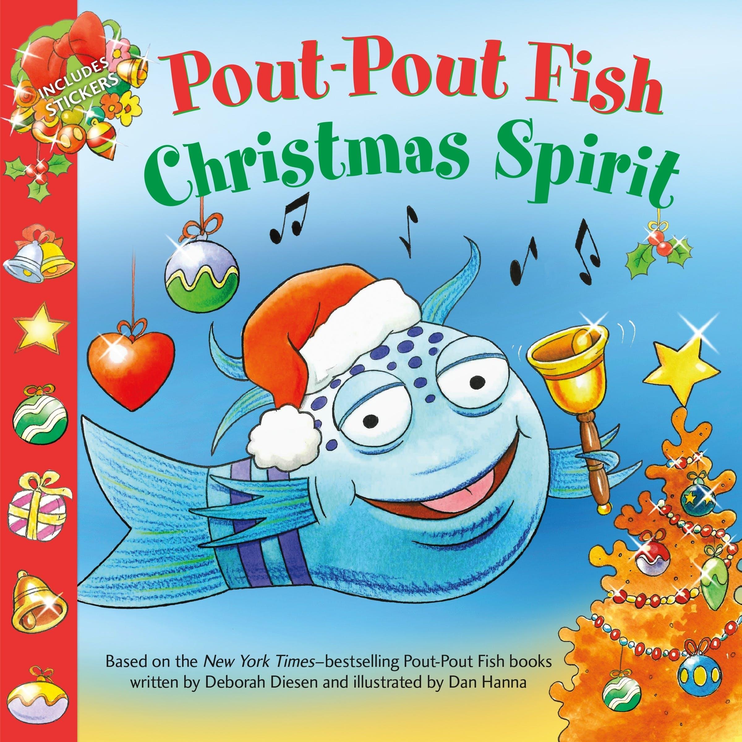 Image of Pout-Pout Fish: Christmas Spirit