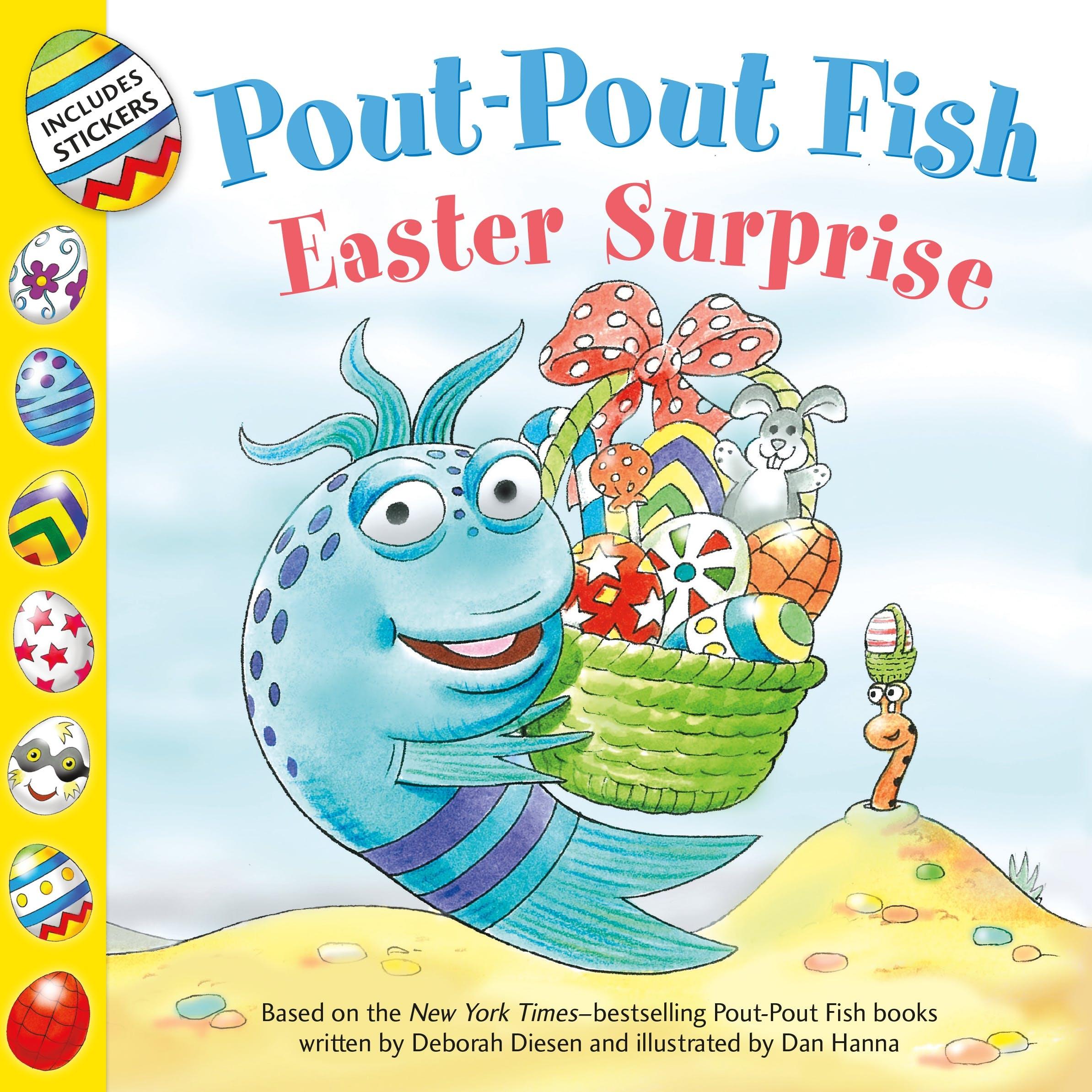 Image of Pout-Pout Fish: Easter Surprise