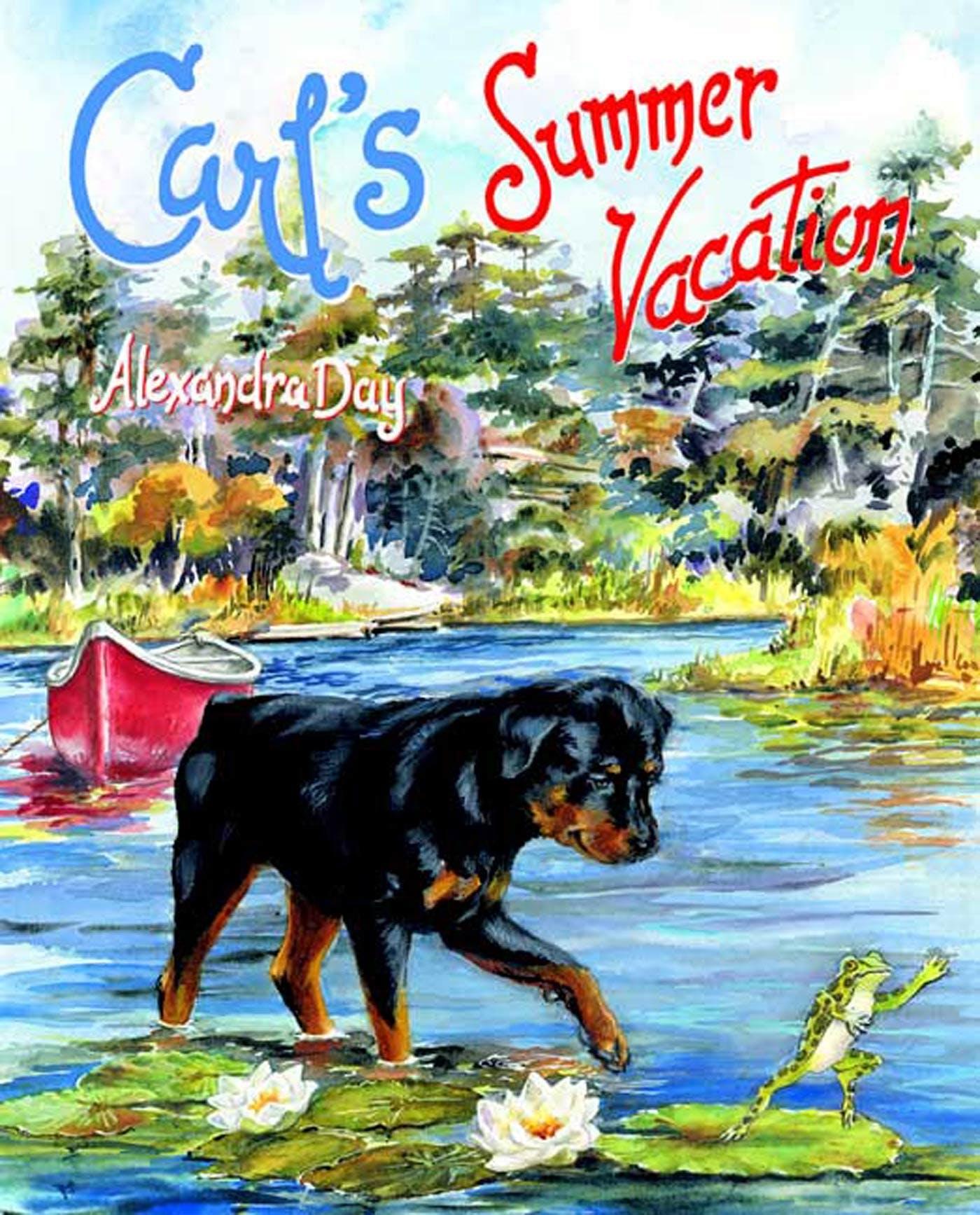 Image of Carl's Summer Vacation