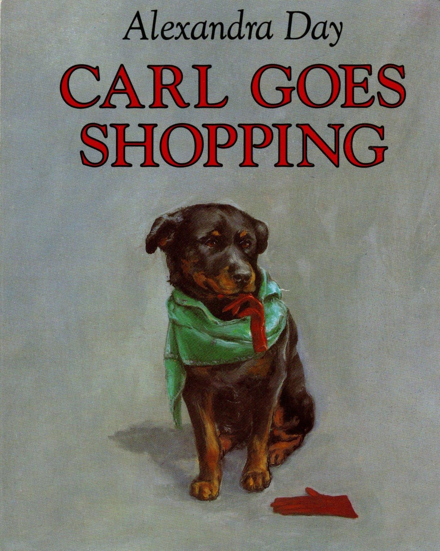 Image of Carl Goes Shopping