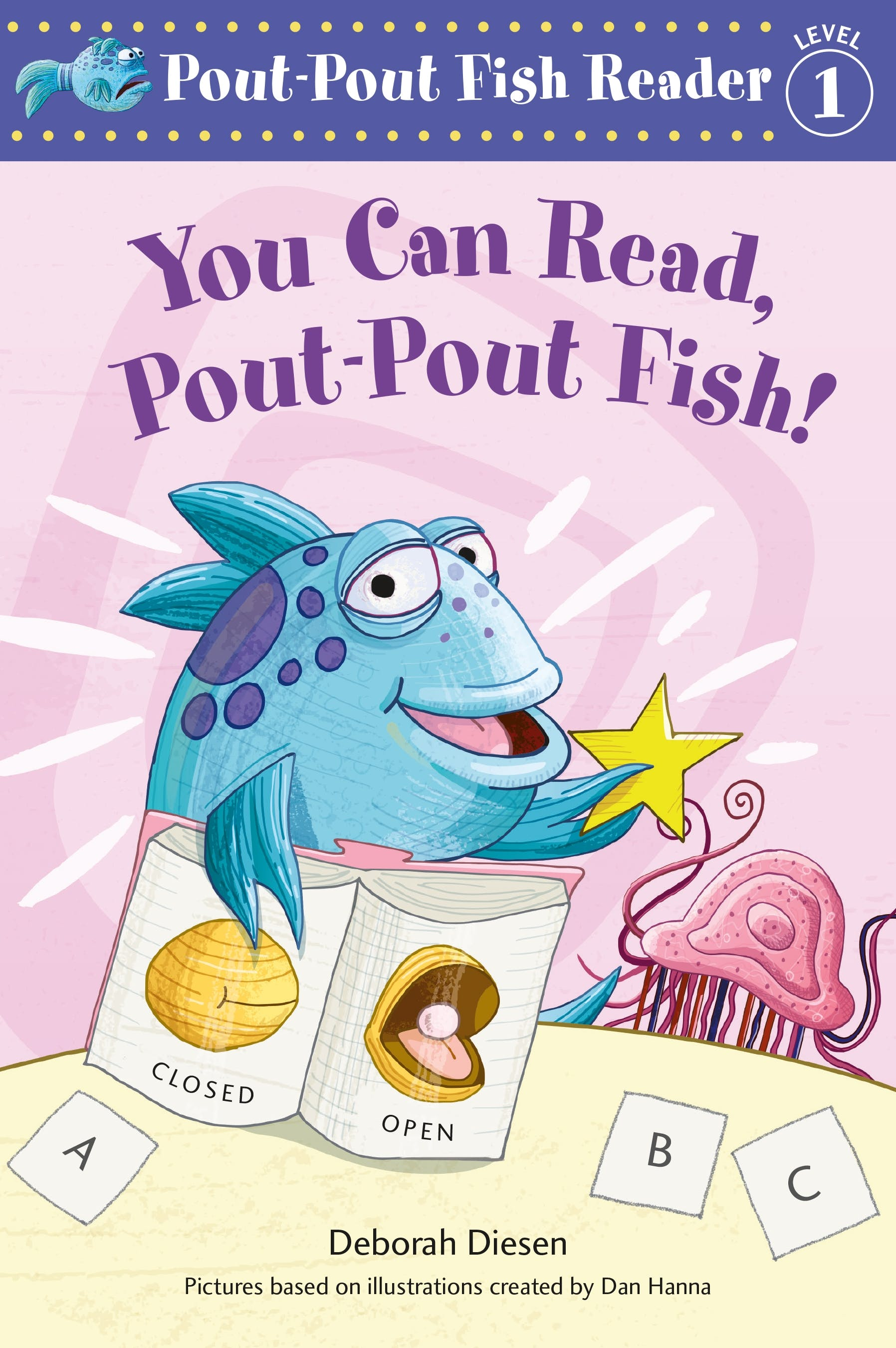 Image of You Can Read, Pout-Pout Fish!