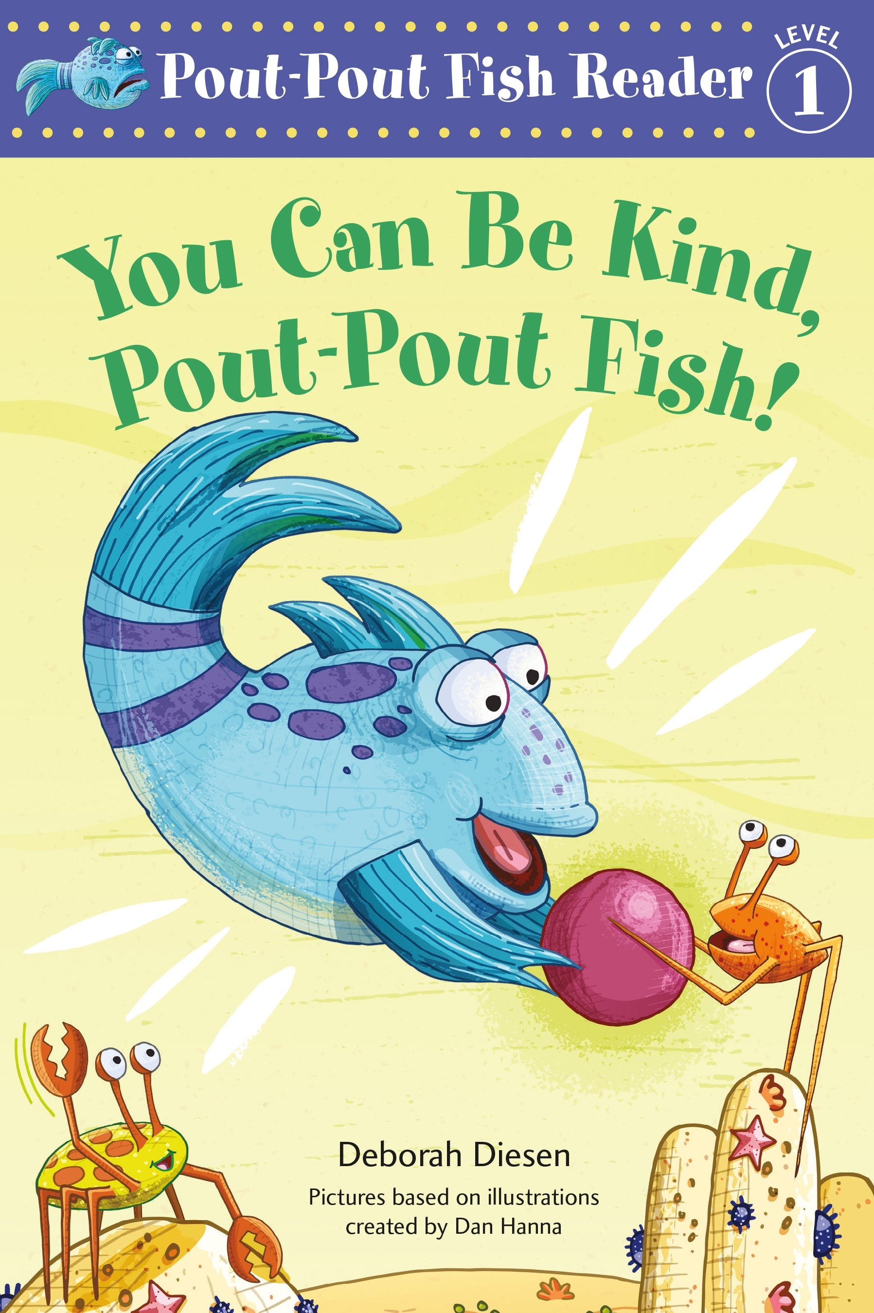 Image of You Can Be Kind, Pout-Pout Fish!
