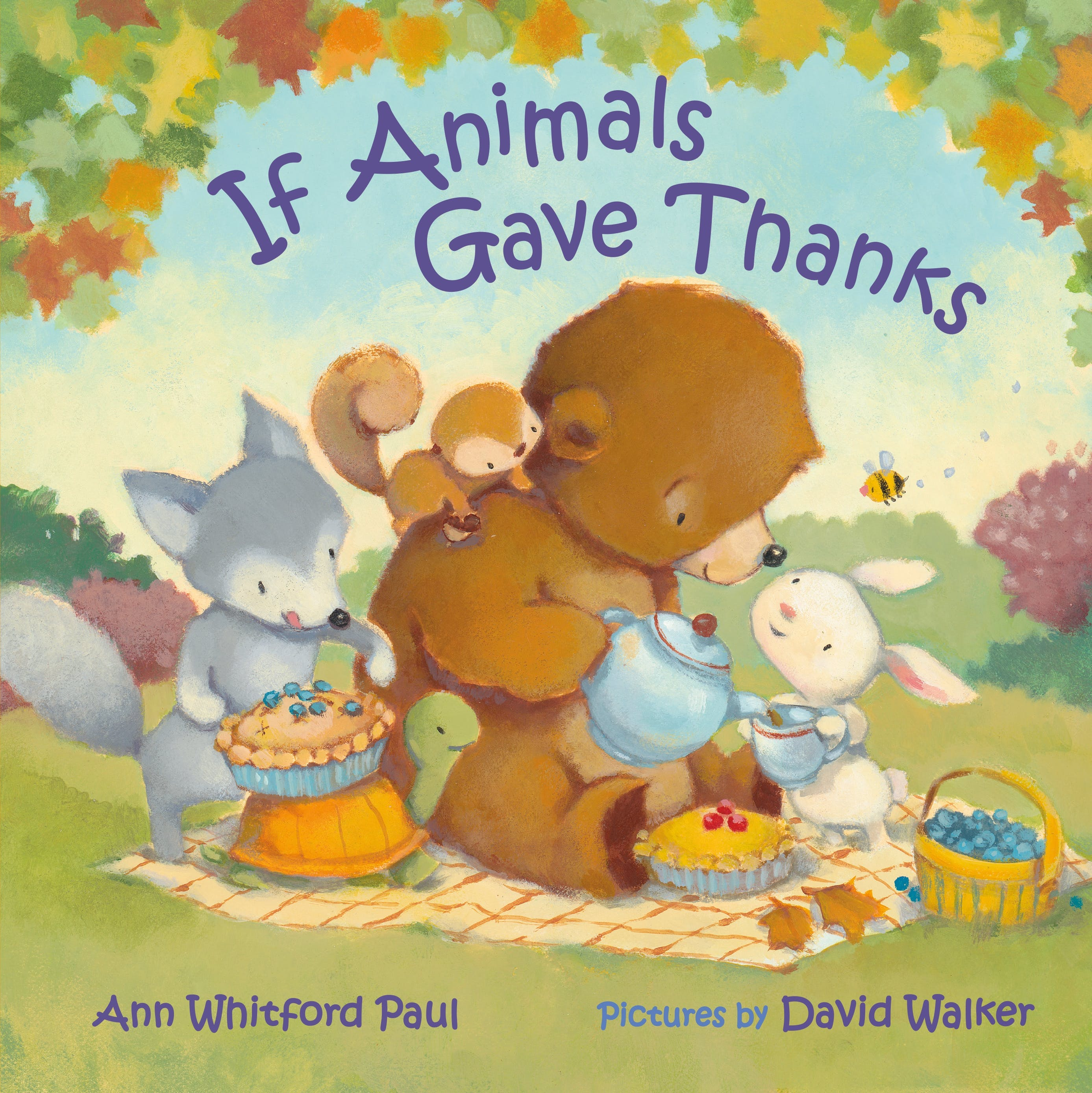 Image of If Animals Gave Thanks