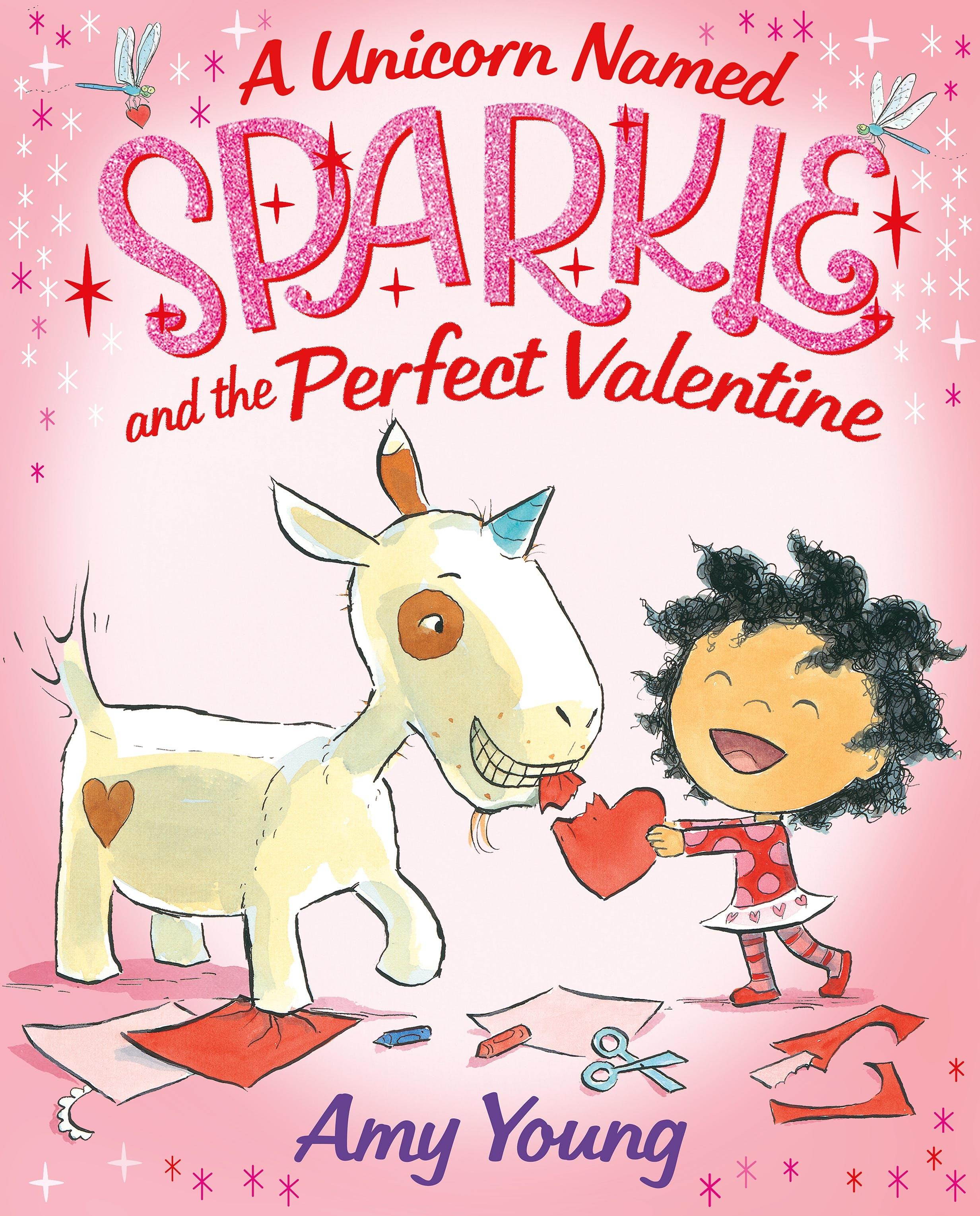 Image of A Unicorn Named Sparkle and the Perfect Valentine