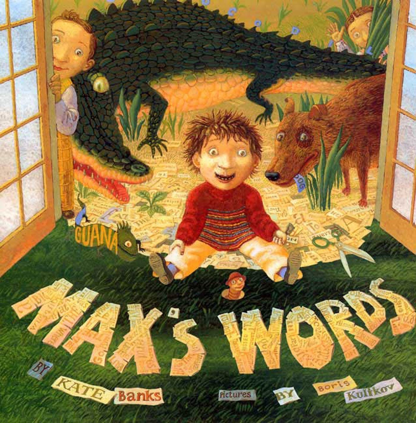 Image of Max's Words
