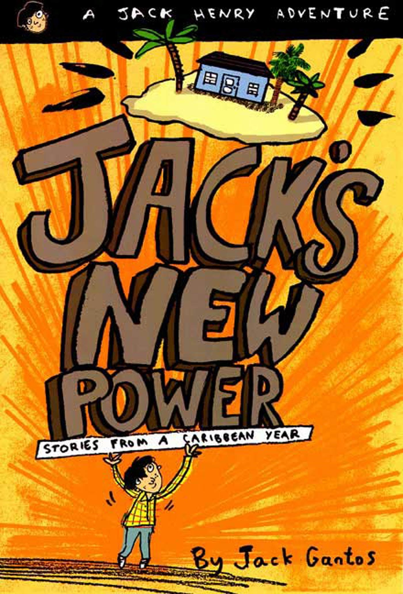 Image of Jack's New Power