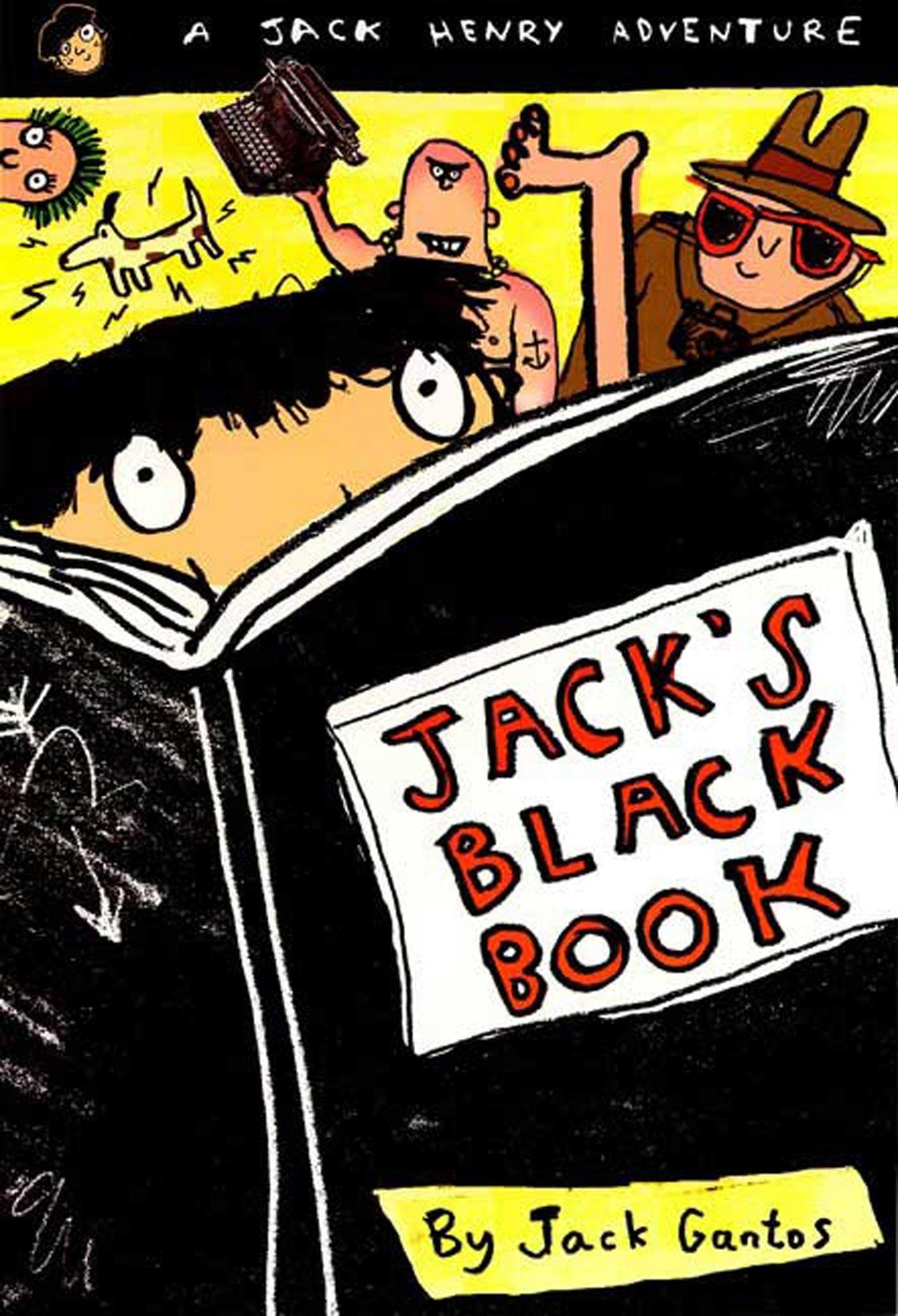 Image of Jack's Black Book