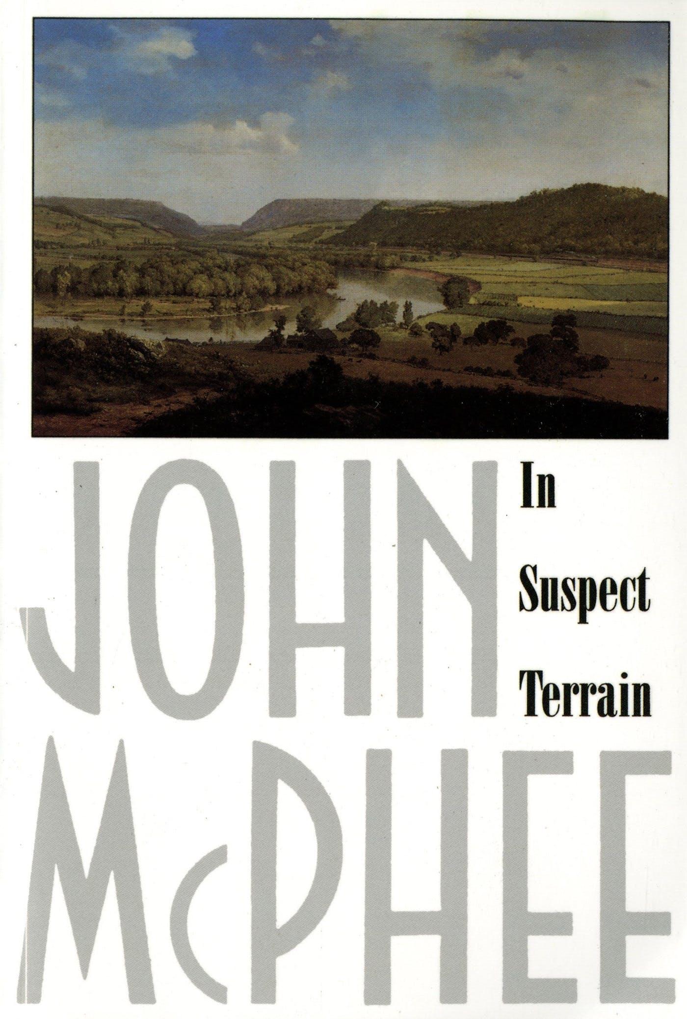 Image of In Suspect Terrain