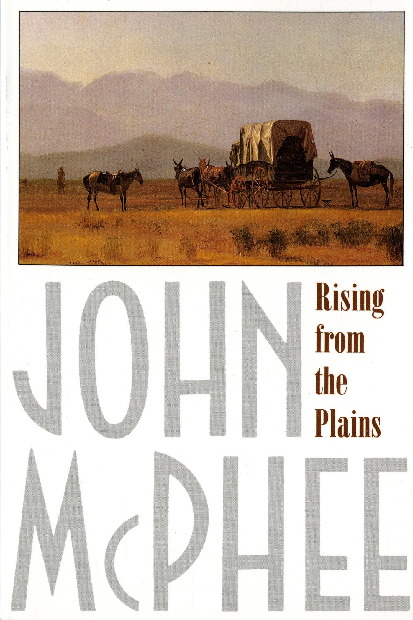 Image of Rising from the Plains